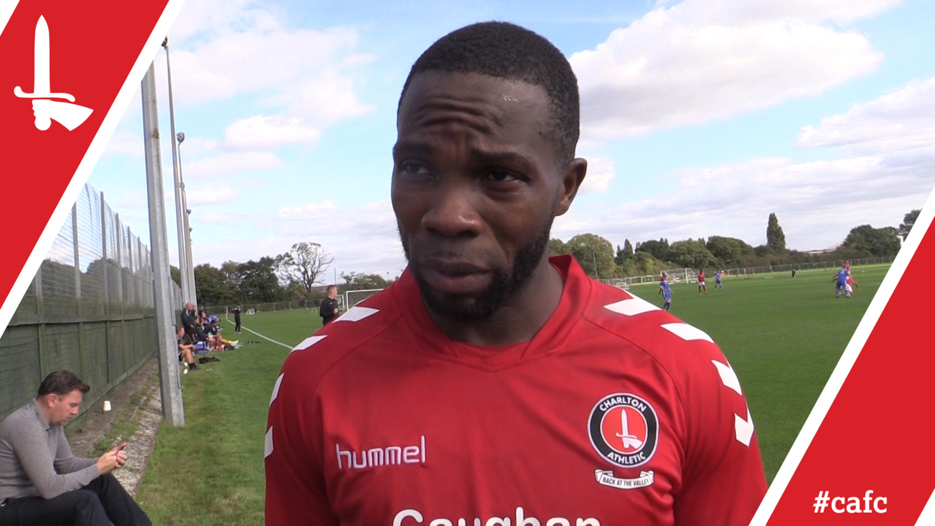 REACTION | Marshall glad to be back from injury