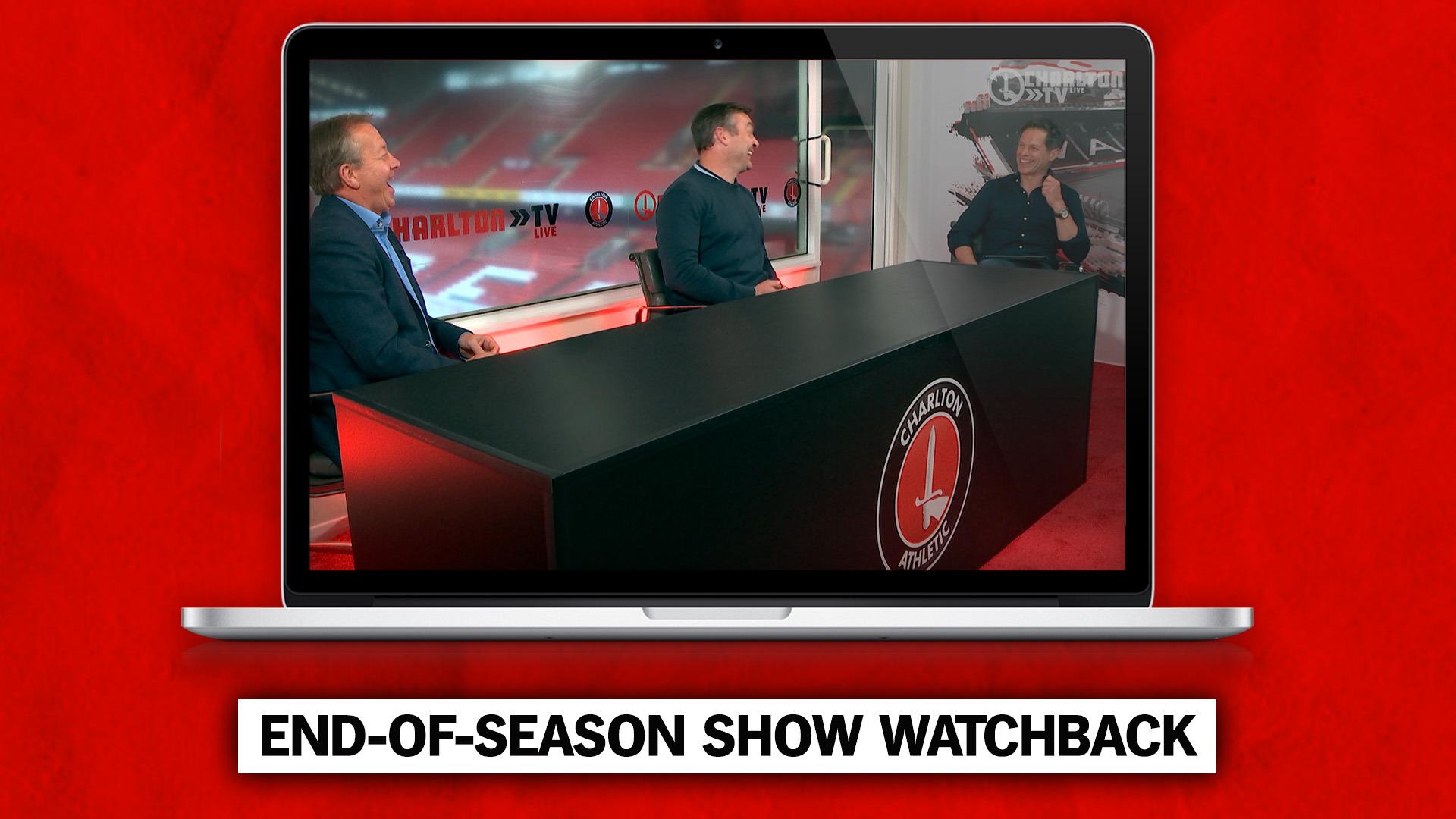 Charlton TV | End-of-season show 2020/21