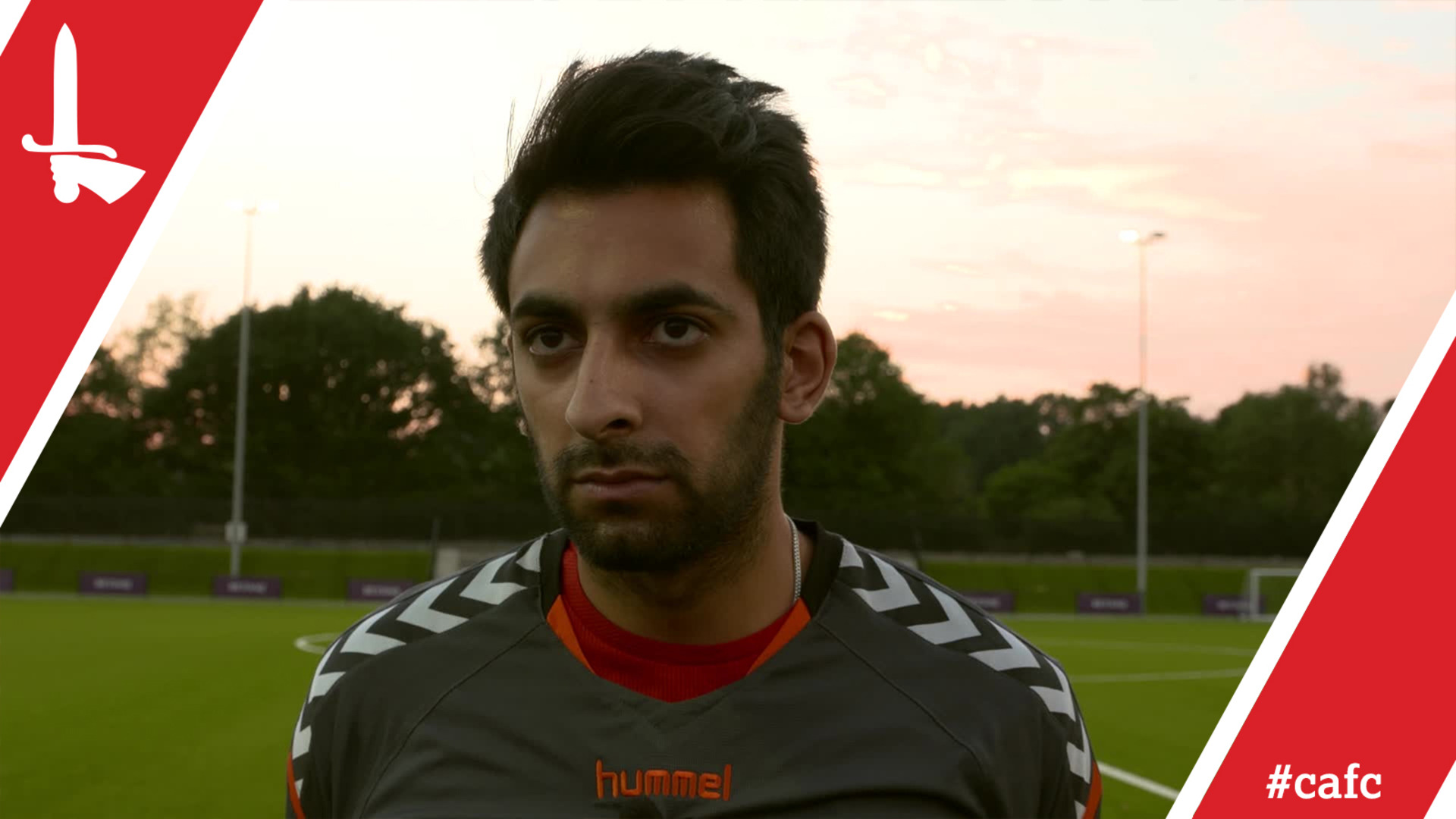 Riteesh Mishra pleased with the first week back