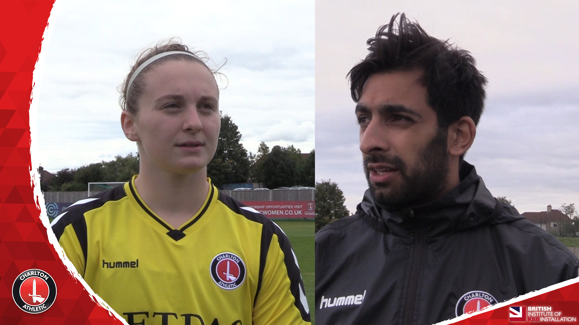 WOMEN'S REACTION | Riteesh Mishra and Katie Startup pleased with Lewes Victory
