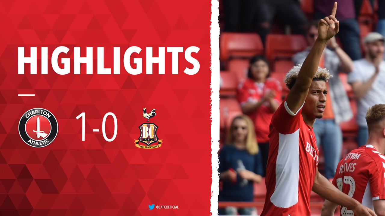 46 HIGHLIGHTS | Charlton 1 Bradford City 0 (March 2019)