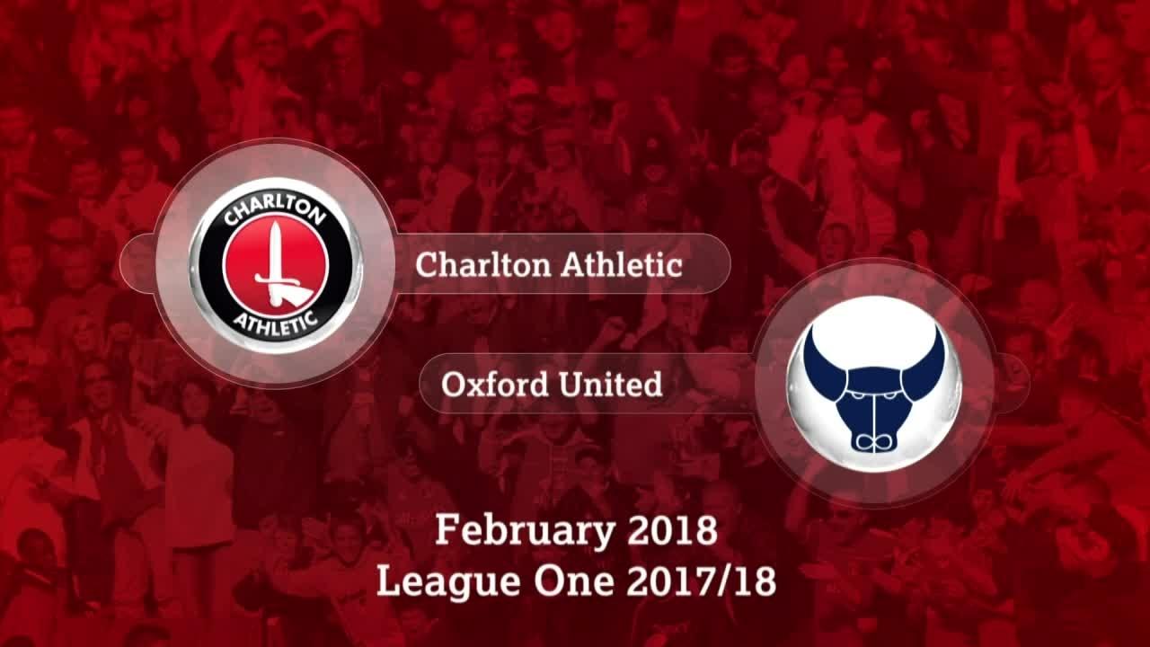 GOALS | Charlton 2 Oxford 3 (Feb 2018)