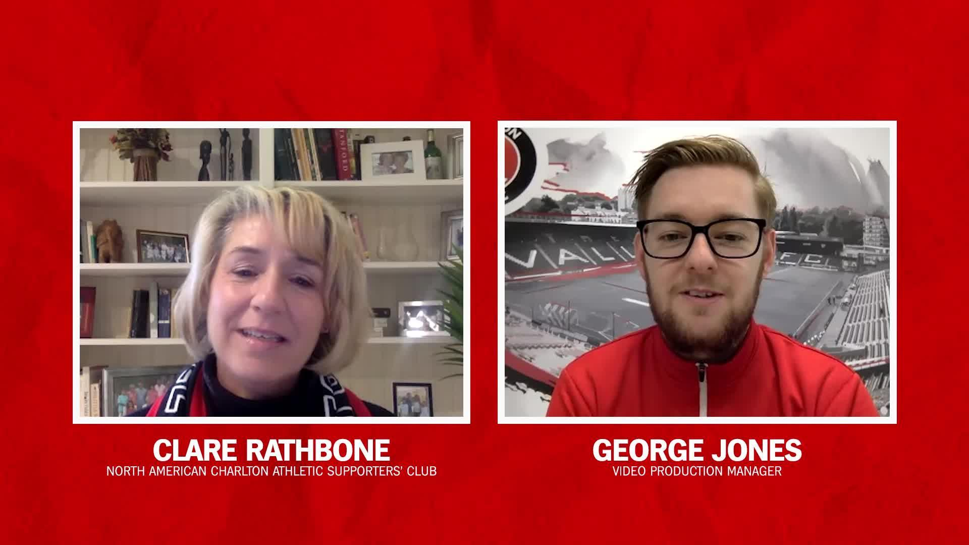 International Addicks | Clare Rathbone (May 2021)