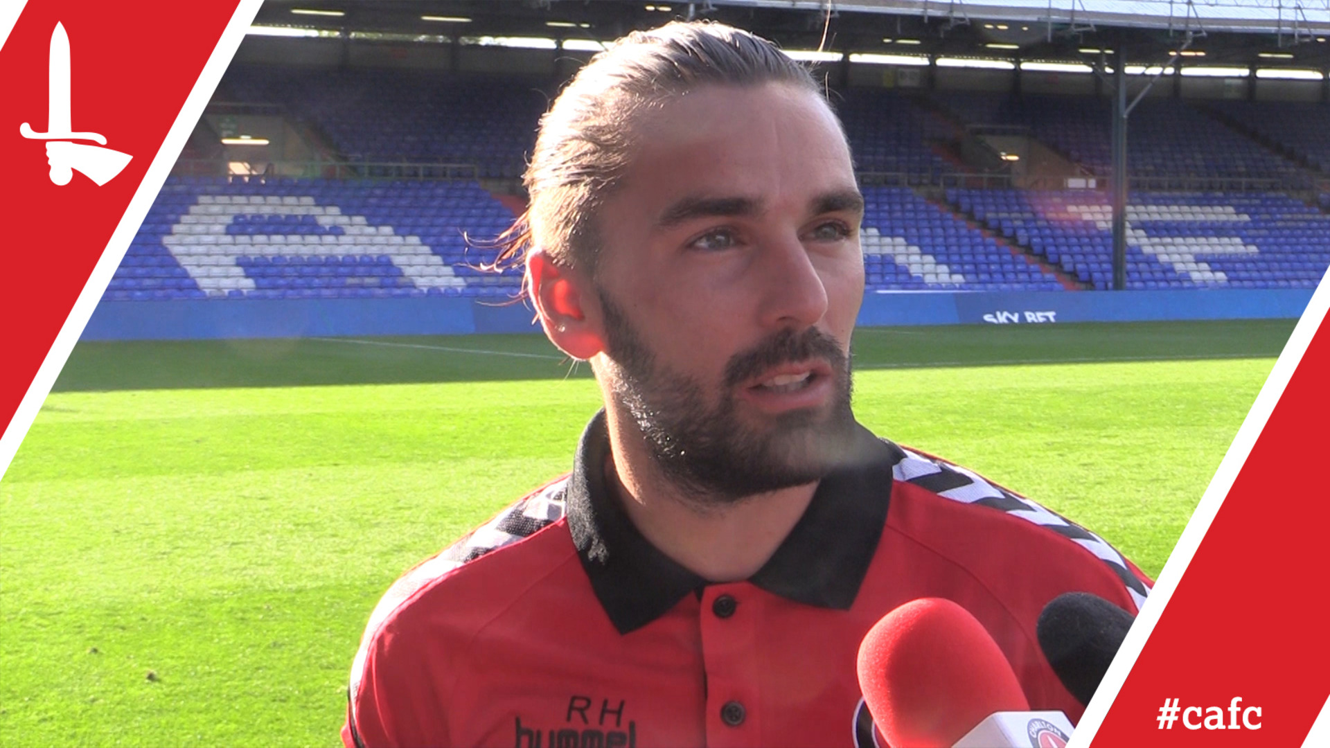 Ricky Holmes pleased with Oldham victory