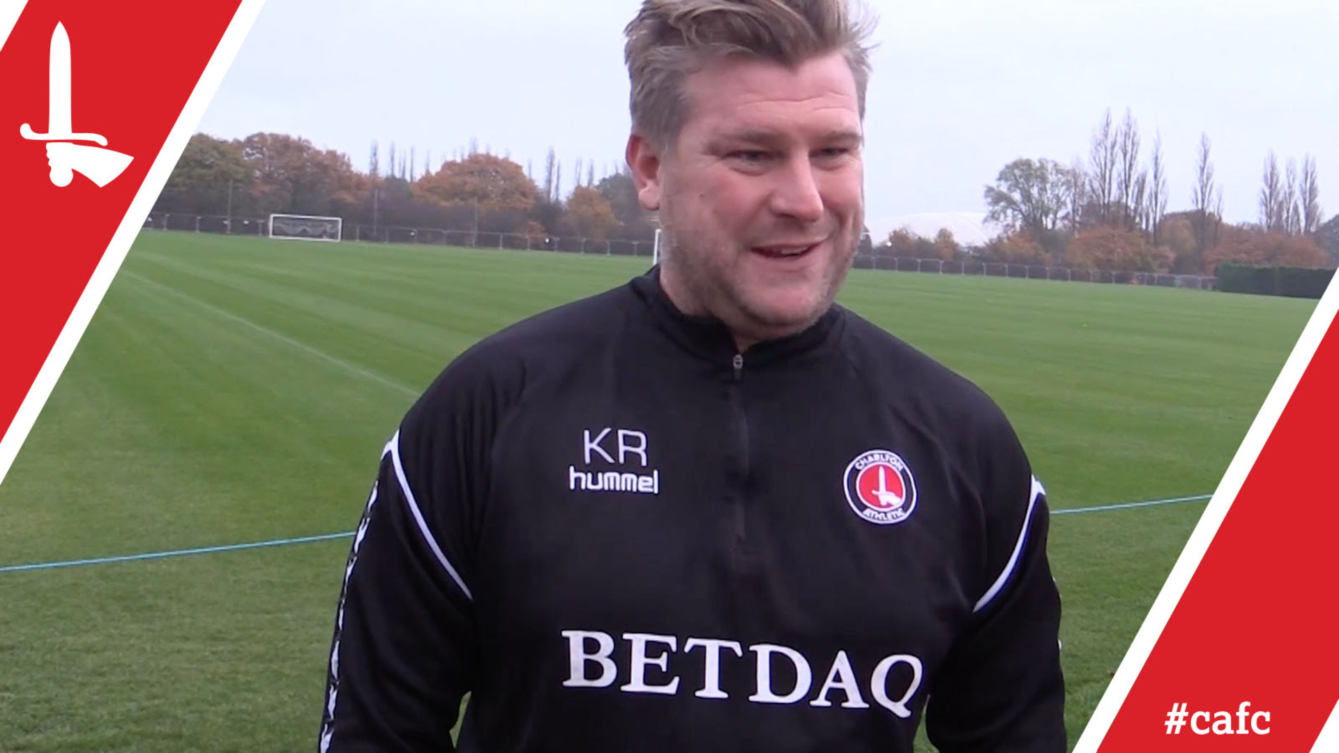 Karl Robinson previews Tuesday's clash with Rochdale