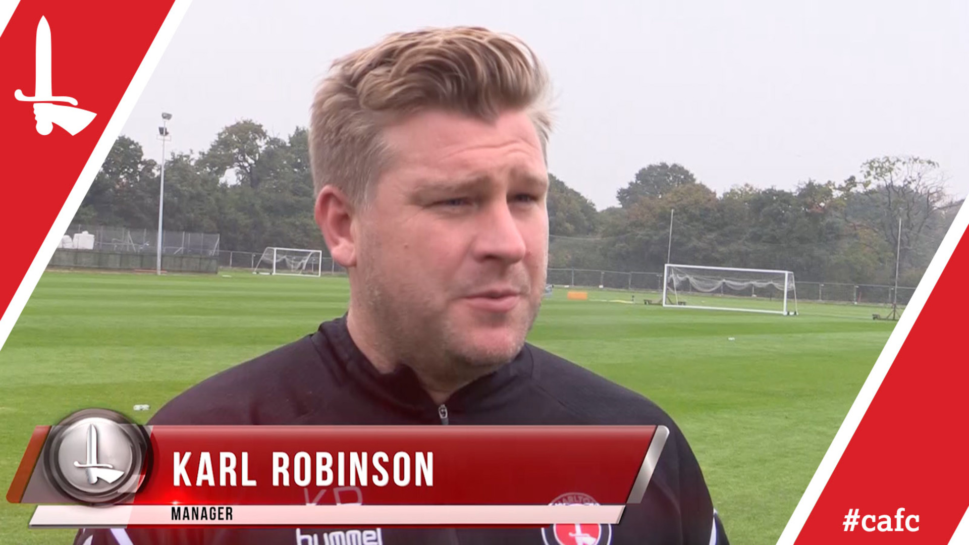 Karl Robinson previews Tuesday's game at Walsall