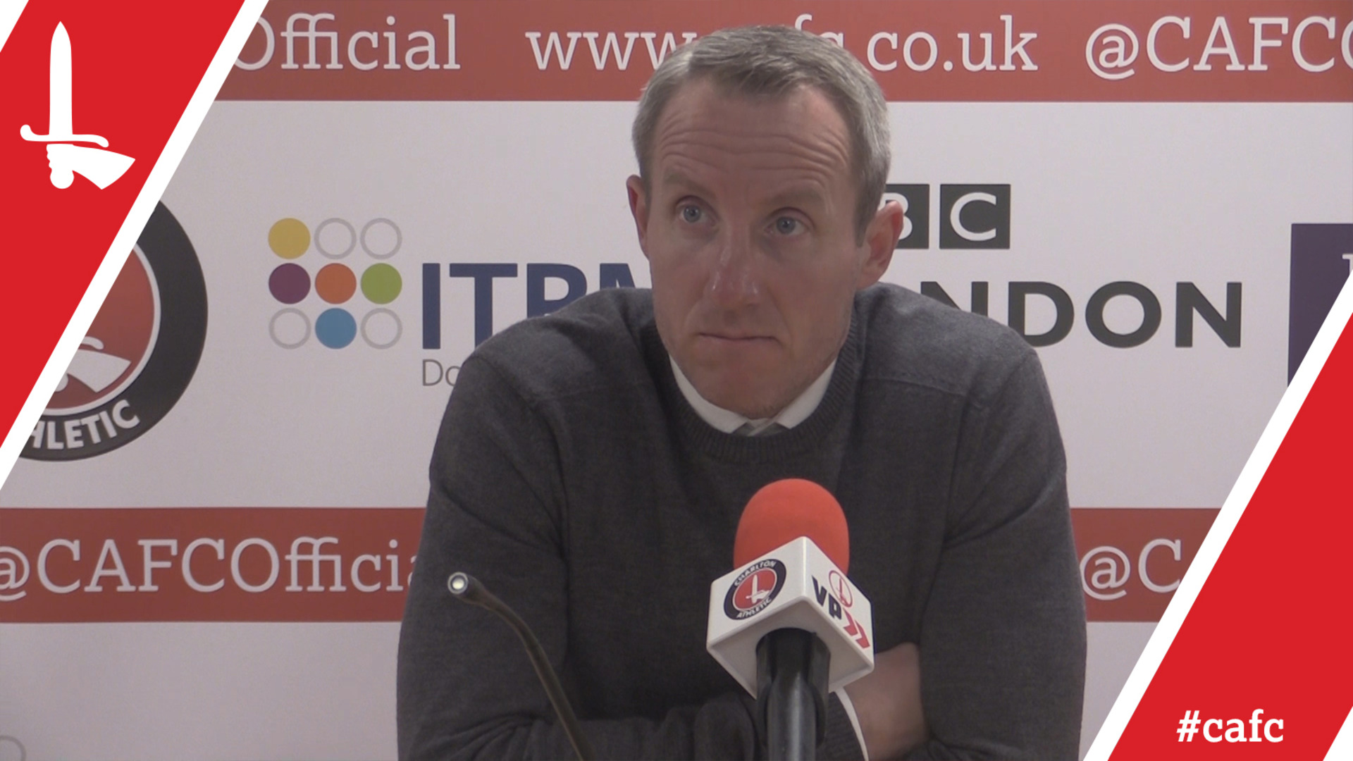 REACTION | Lee Bowyer disappointed with Scunthorpe defeat (April 2018)