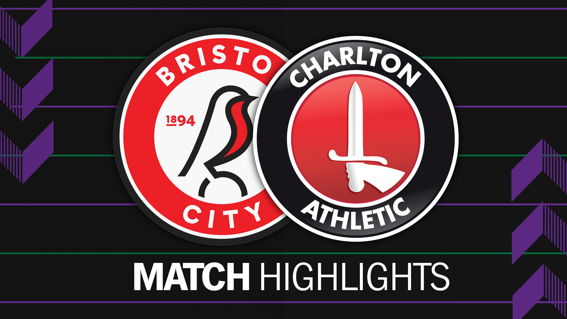 14 HIGHLIGHTS | Bristol City 2 Charlton 1 (October 2019)