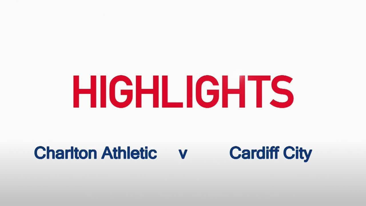 35 HIGHLIGHTS | Charlton 0 Cardiff City 1 (Feb 2016)