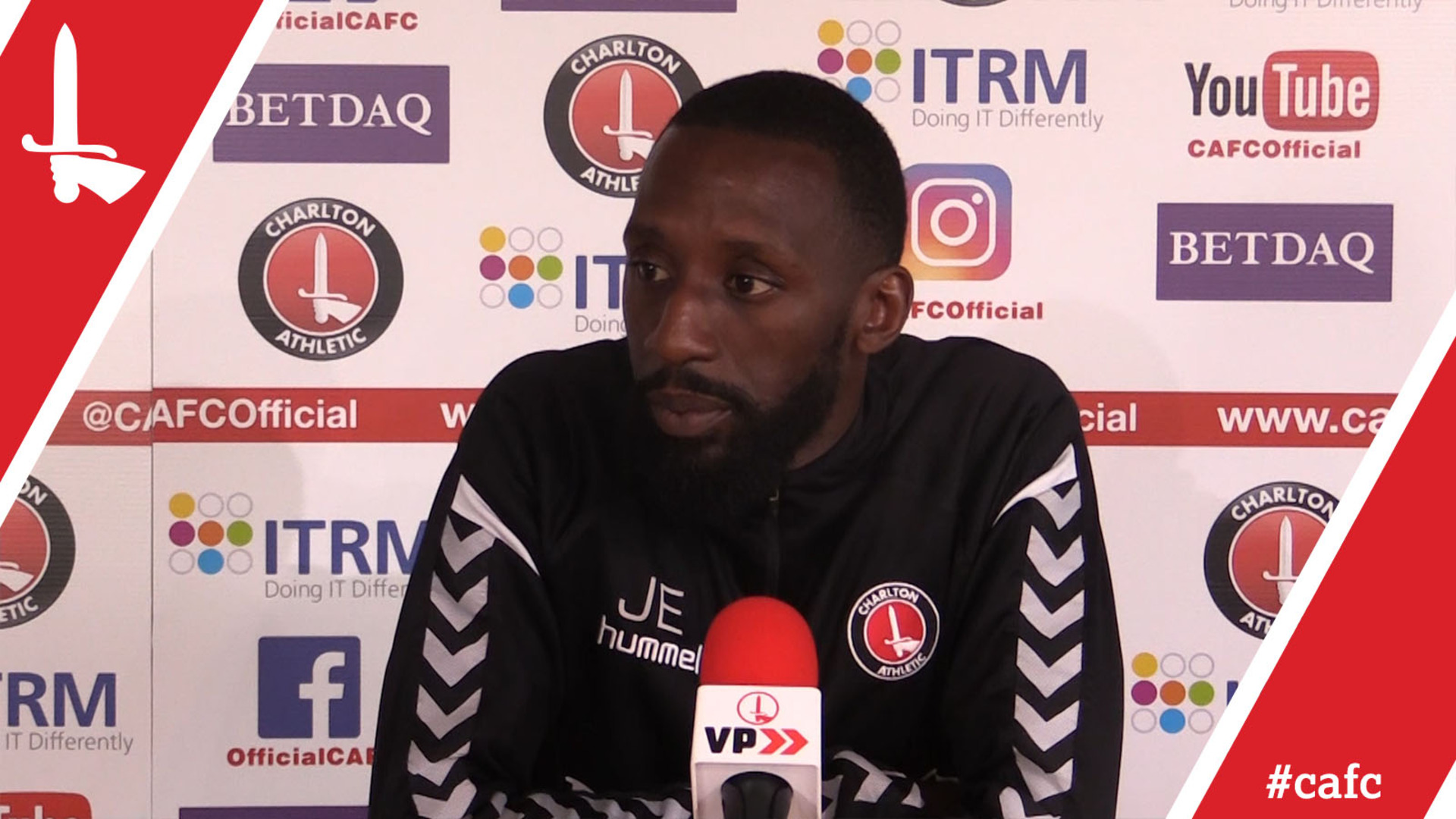 Jason Euell previews Charlton U23s' Premier League Cup tie against Liverpool