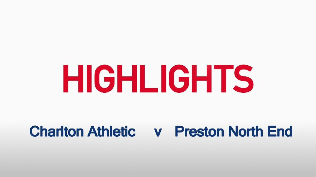 15 HIGHLIGHTS | Charlton 0 Preston North End 3 (Oct 2015)