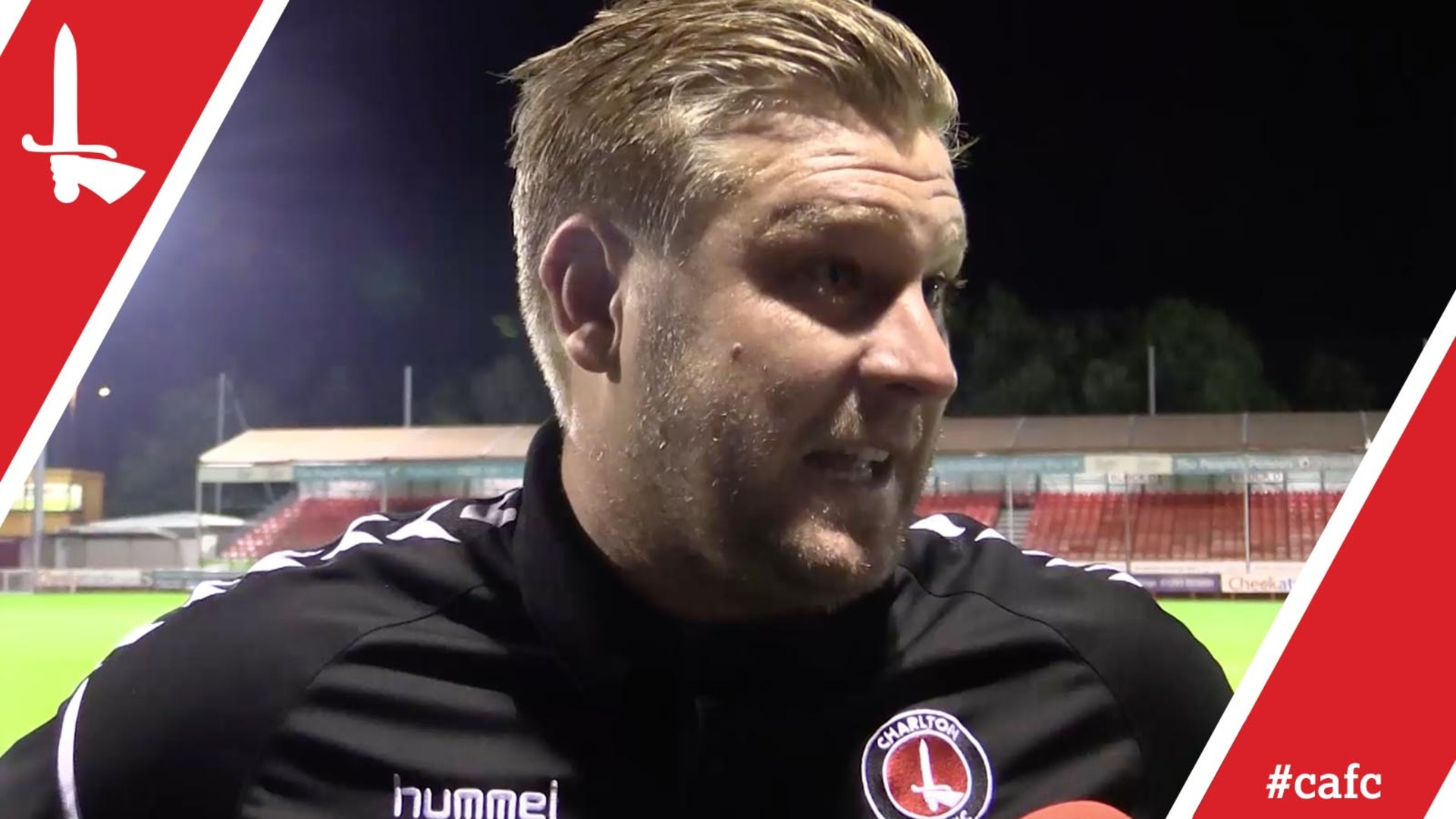 Robinson praises youngsters and supporters following Crawley victory