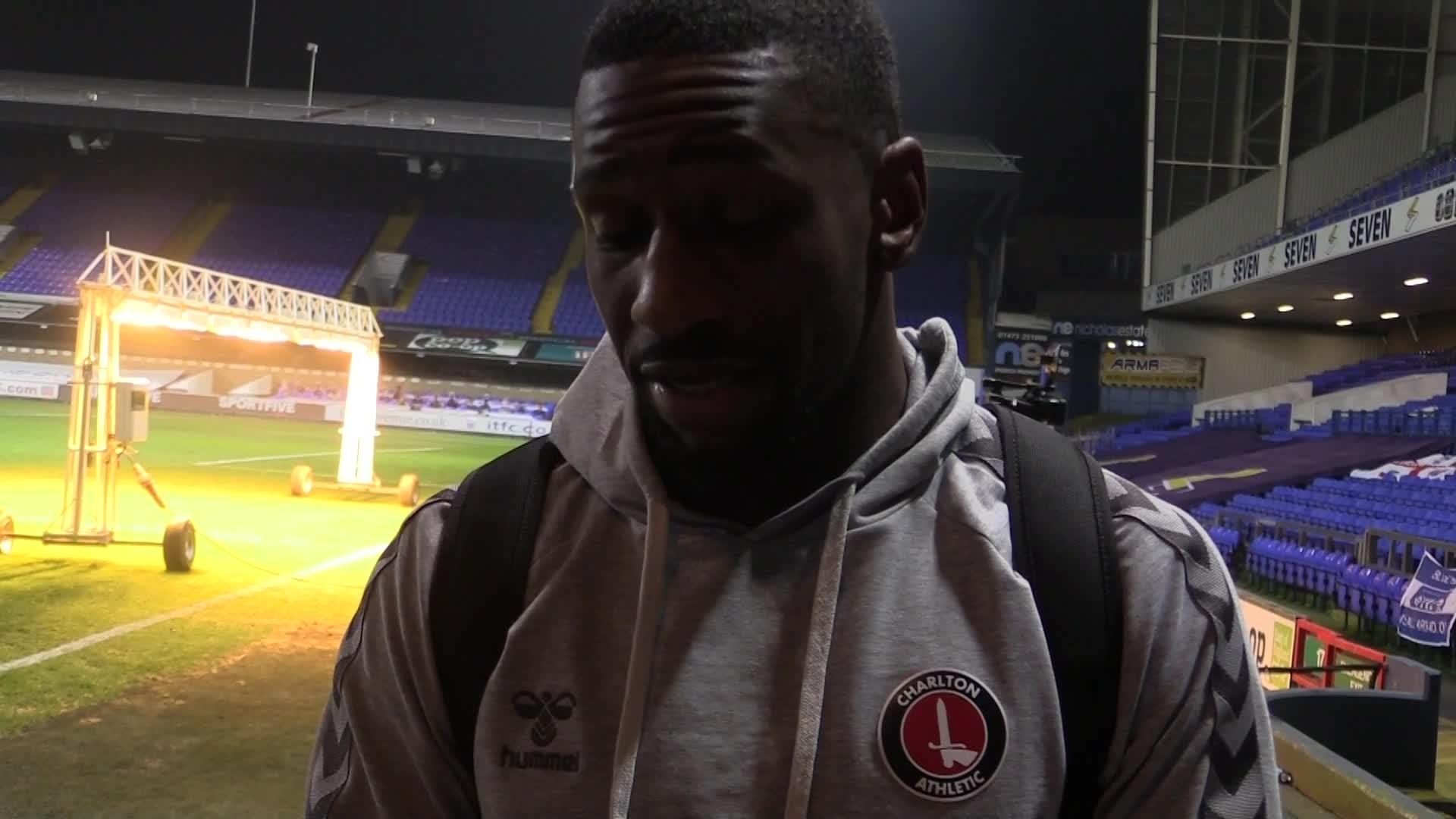 Goalscorer Bogle speaks following victory over Ipswich Town (November 2020)
