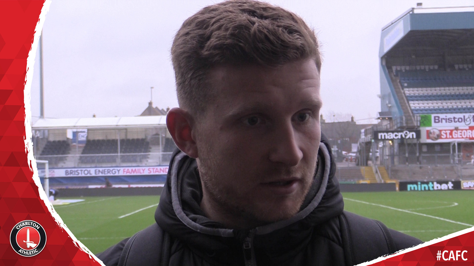 Dillon Phillips on 'a good week' for Charlton following Saturday's draw at Bristol Rovers
