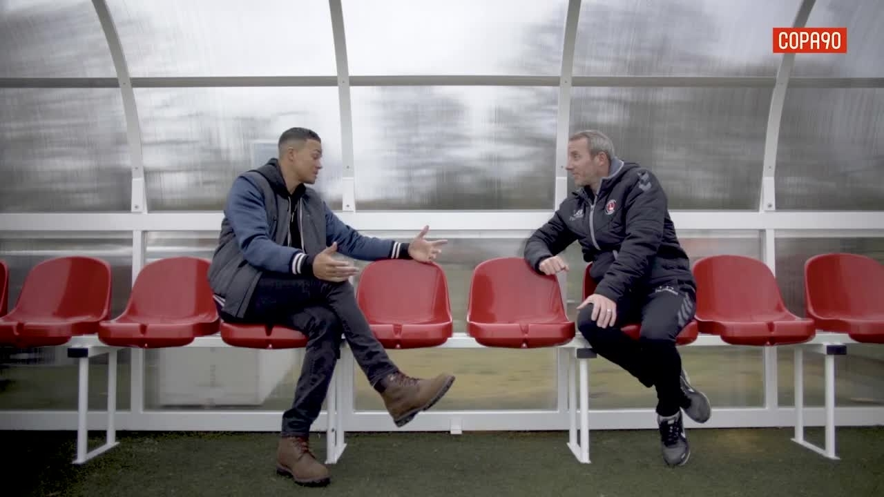 Lee Bowyer tells former teammate Jermaine Jenas about his journey into football management