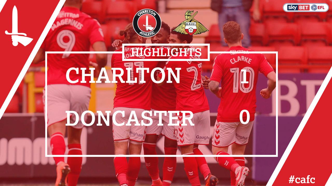 15 HIGHLIGHTS | Charlton 1 Doncaster 0 (Oct 2017)