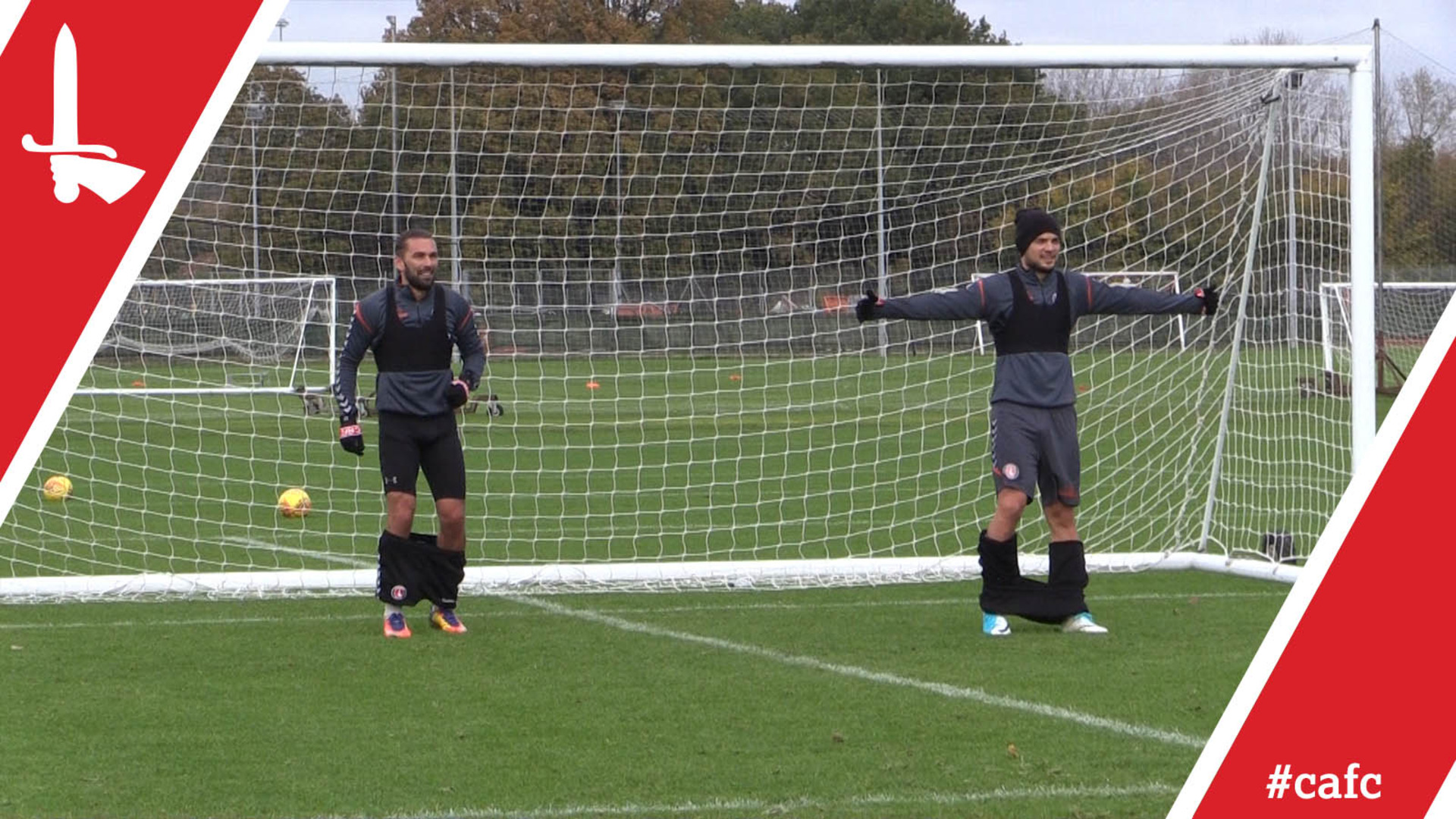 Behind the Scenes at the Training Ground (09/11/17)
