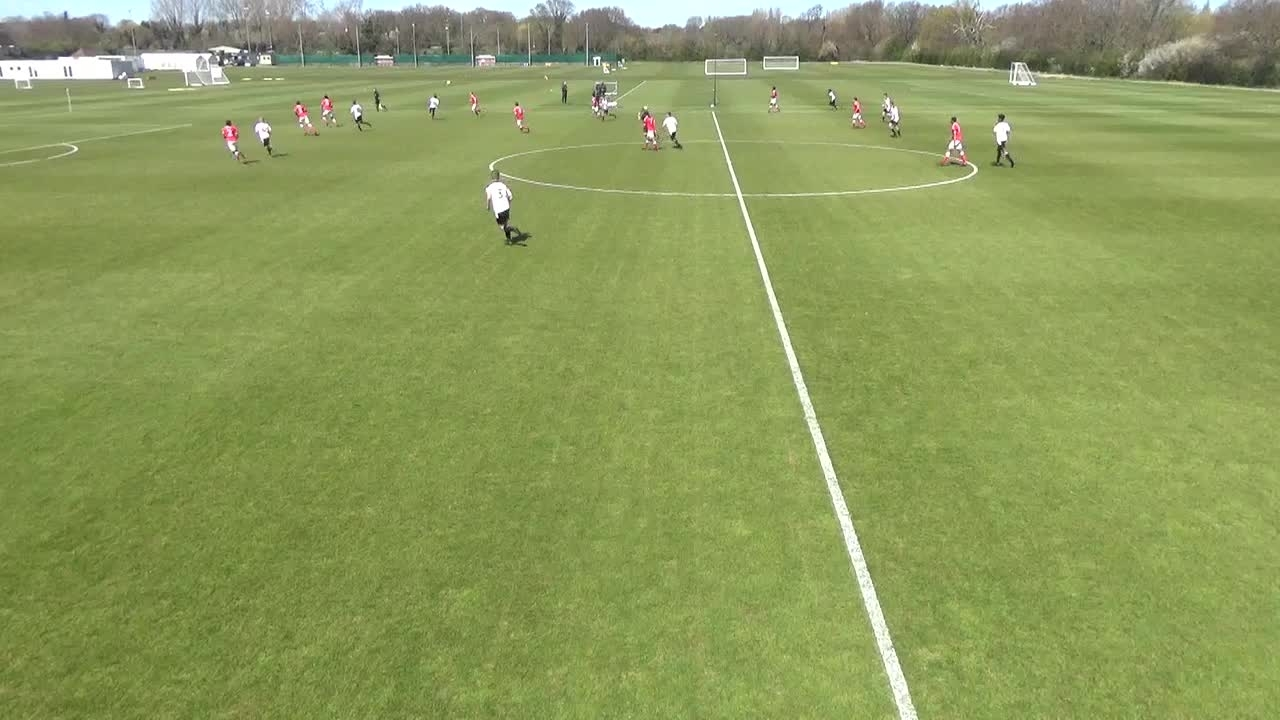 U18 Highlights | Charlton 4 Barnsley 0 (April 2021)
