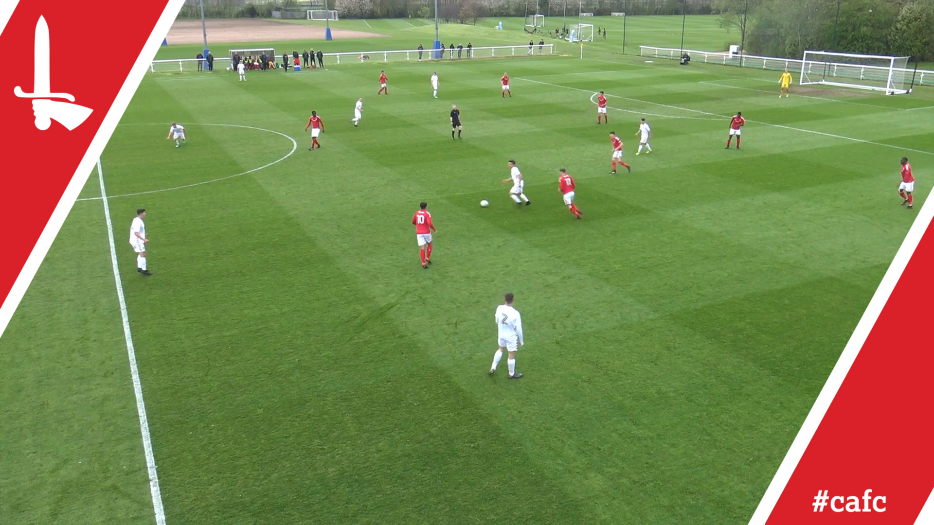U18 HIGHLIGHTS | Leeds United 0 Charlton 1 (April 2018)