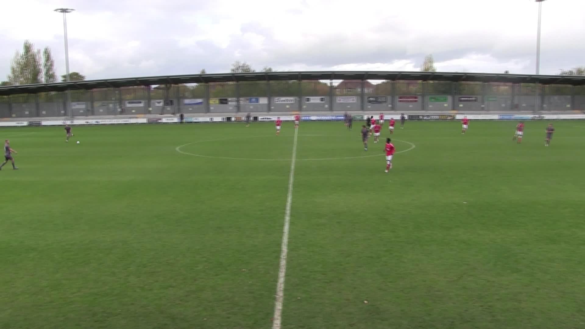 U23 Highlights | Charlton 3 Nottingham Forest 4 (October 2020)