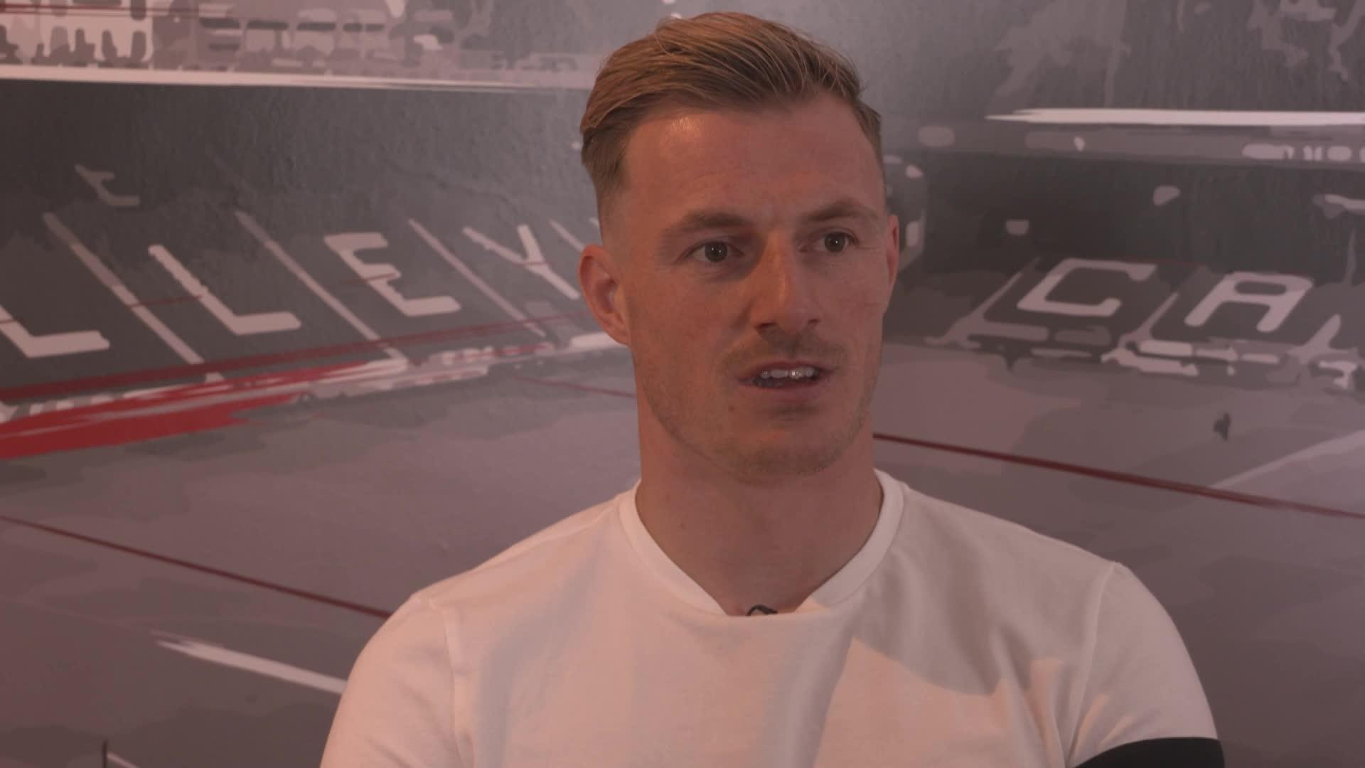 Craig MacGillivray's first Charlton interview (June 2021)