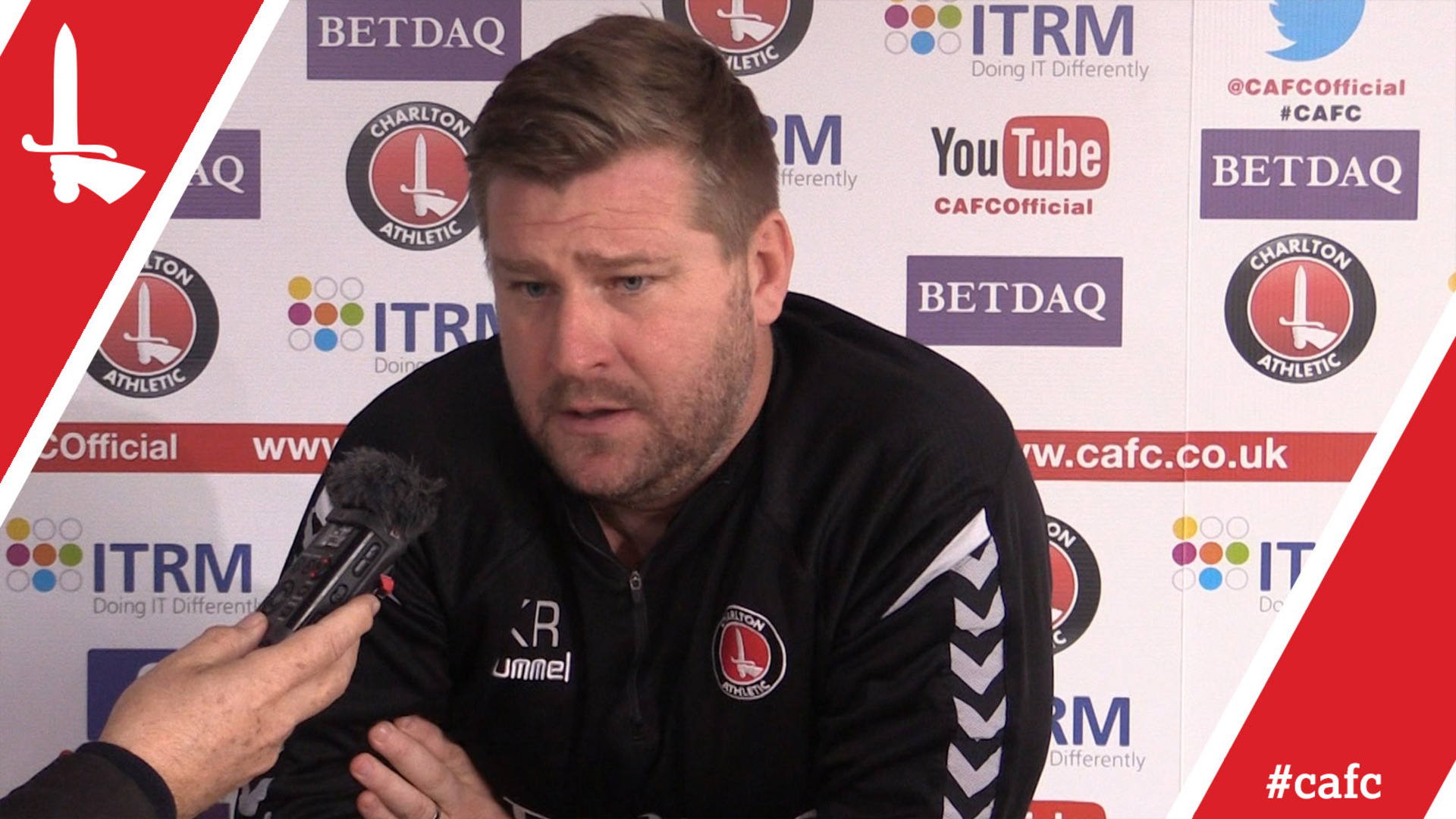 Karl Robinson's pre-Milton Keynes Dons press conference (Feb 2018)