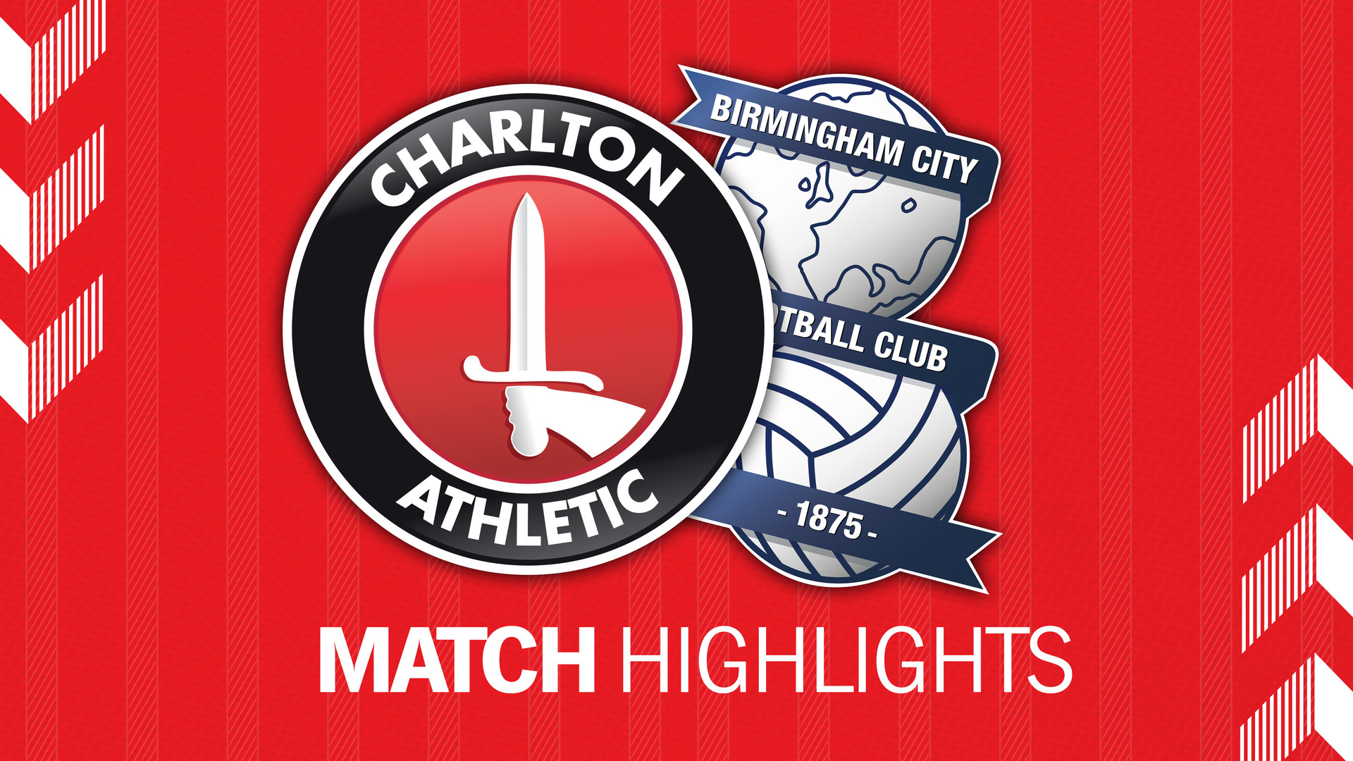 8 HIGHLIGHTS | Charlton 0 Birmingham City 1 (September 2019)