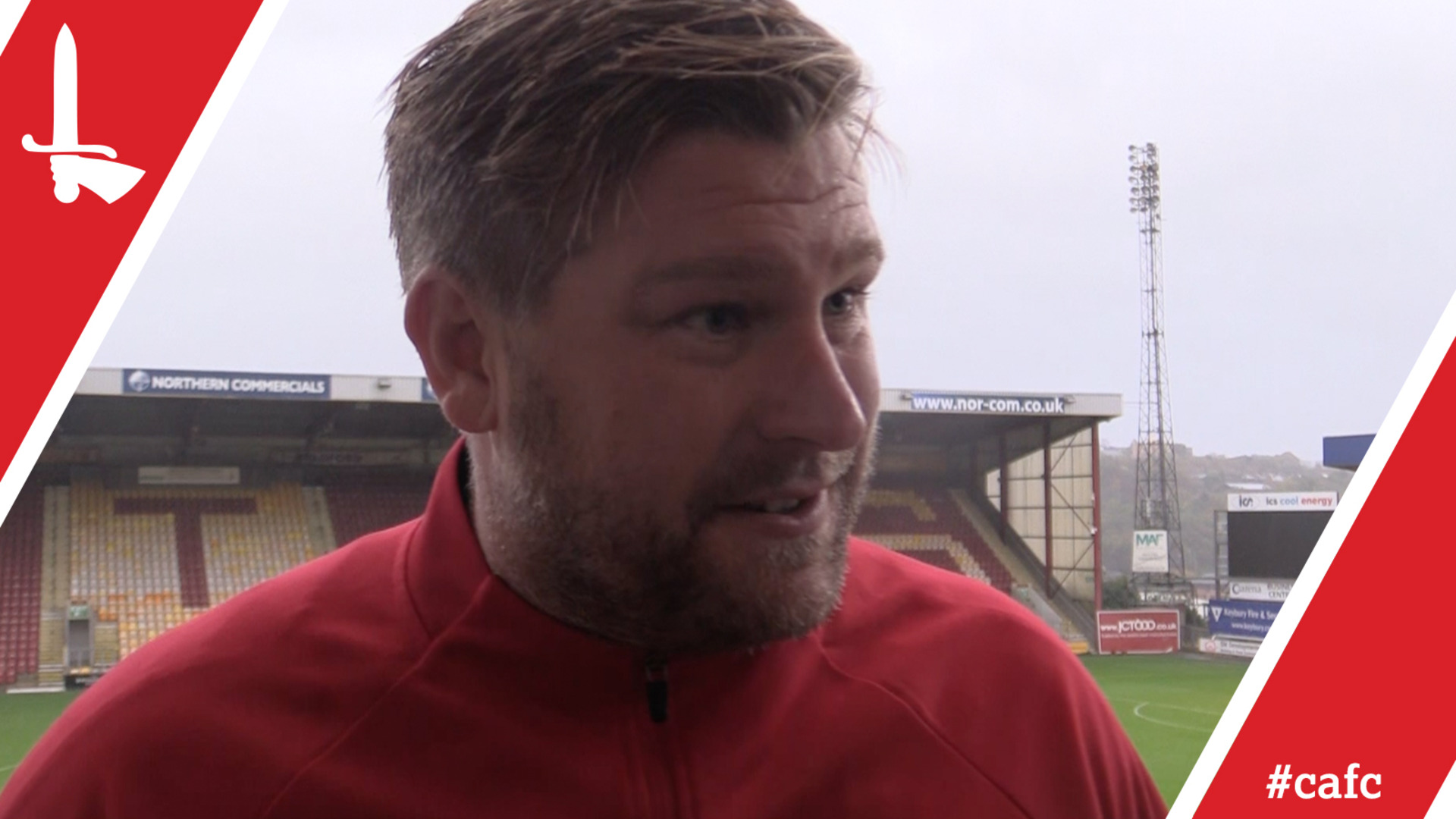 REACTION | Karl Robinson pleased with Bradford victory