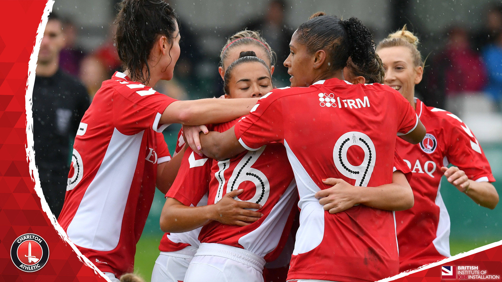 ALL ANGLES COVERED | Charlton Women 4 Millwall Lionesses 2 (Aug 2018)