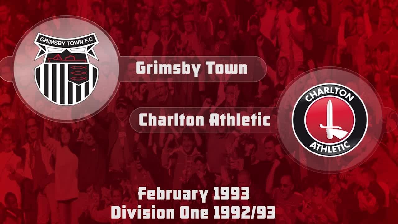35 HIGHLIGHTS | Grimsby 1 Charlton 0 (Feb 1993)