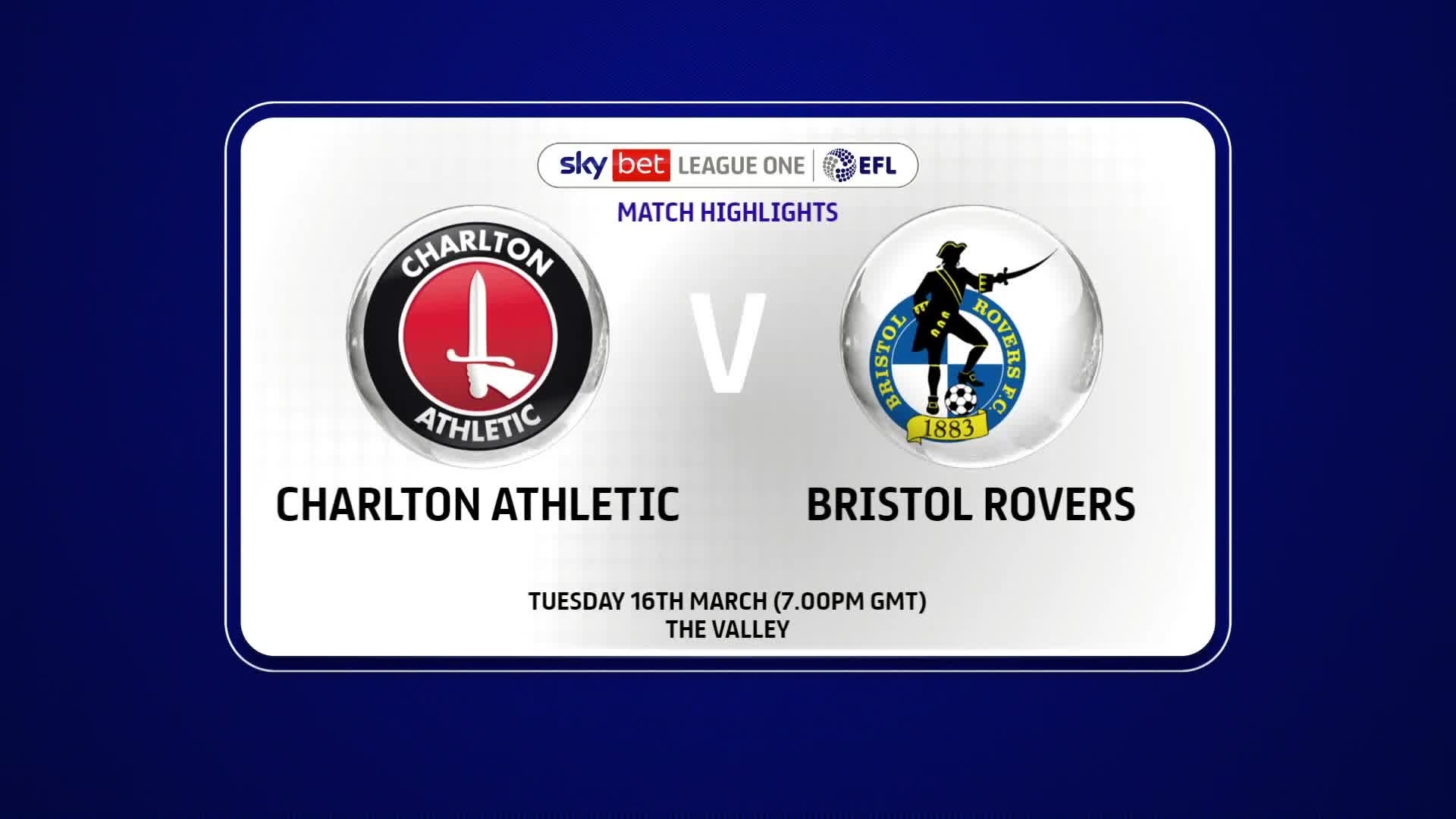 HIGHLIGHTS | Charlton 3 Bristol Rovers 2 (March 2021)