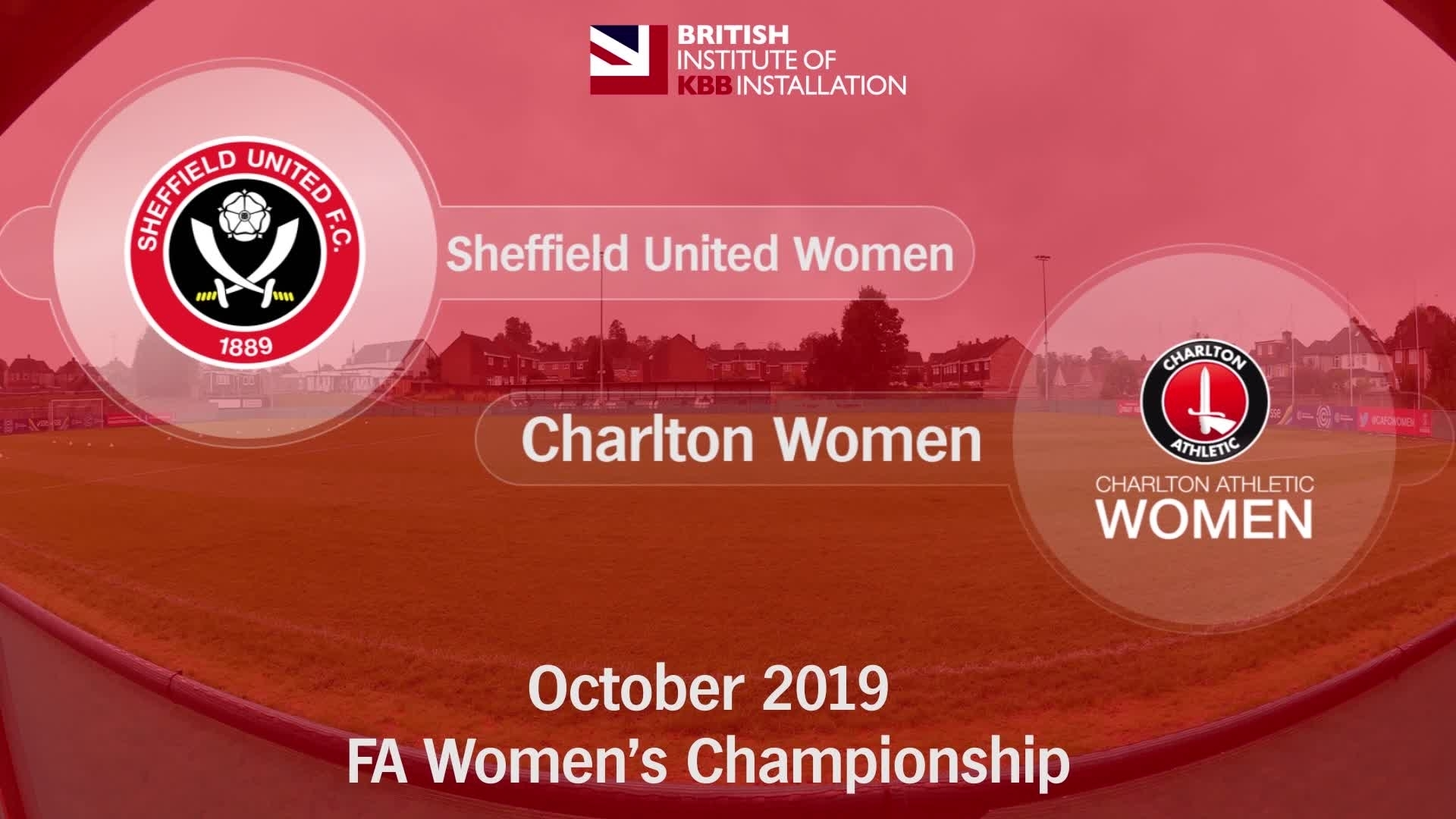 WOMEN'S HIGHLIGHTS | Sheffield United 2 Charlton Athletic Women 2 (Oct 2019)