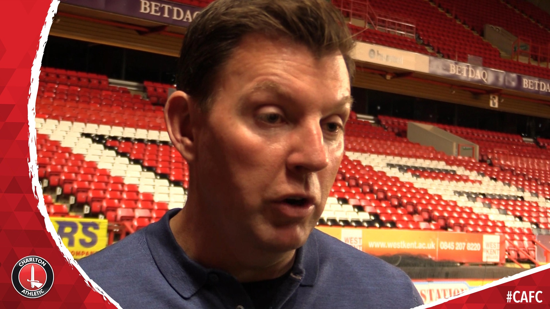 Steve Gallen on why Charlton moved to sign goalkeeper Chris Maxwell