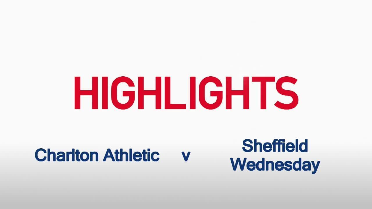 19 HIGHLIGHTS | Charlton 3 Sheff Weds 1 (Nov 2015)