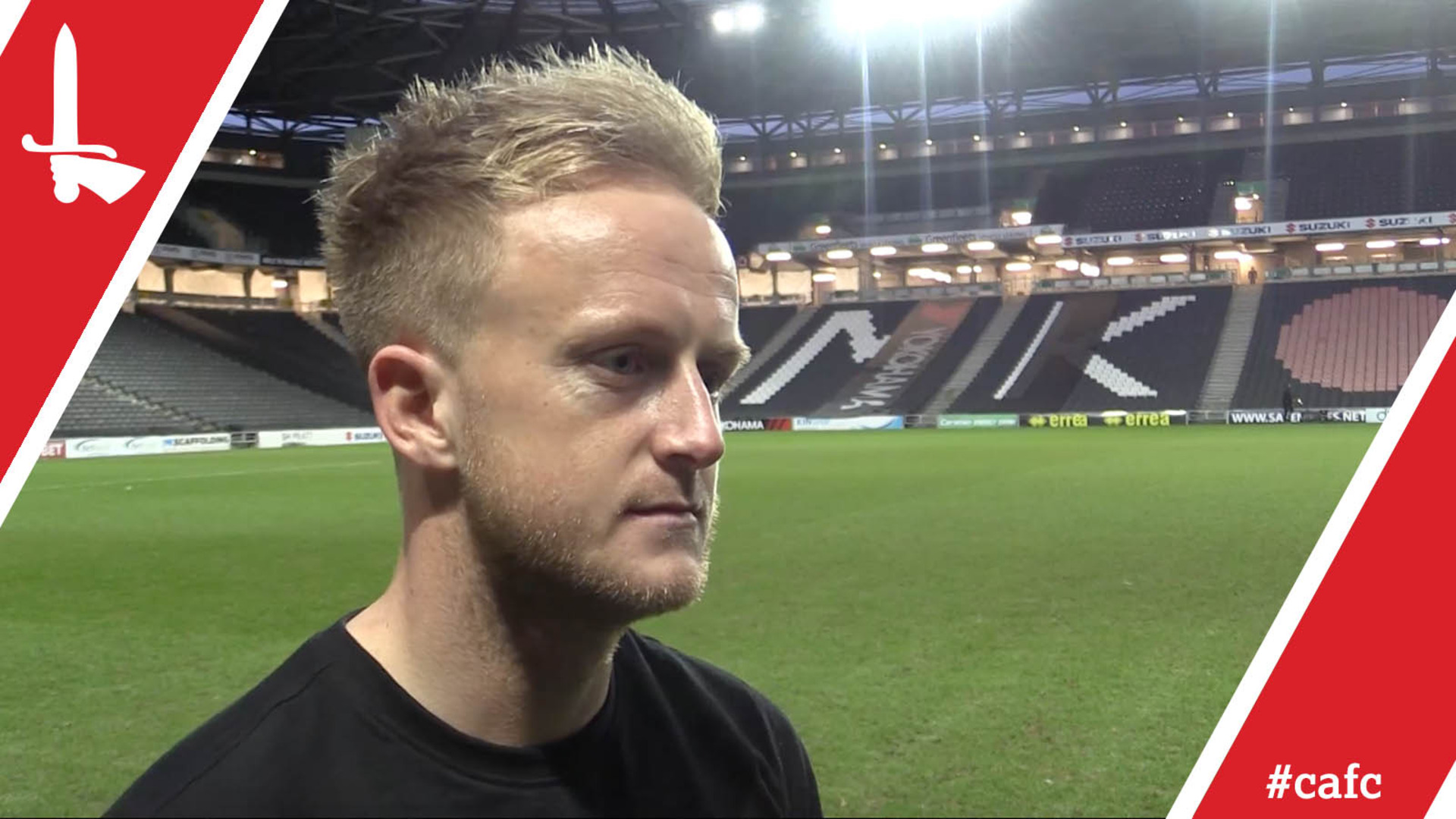 Ben Reeves delighted to win against former club MK Dons