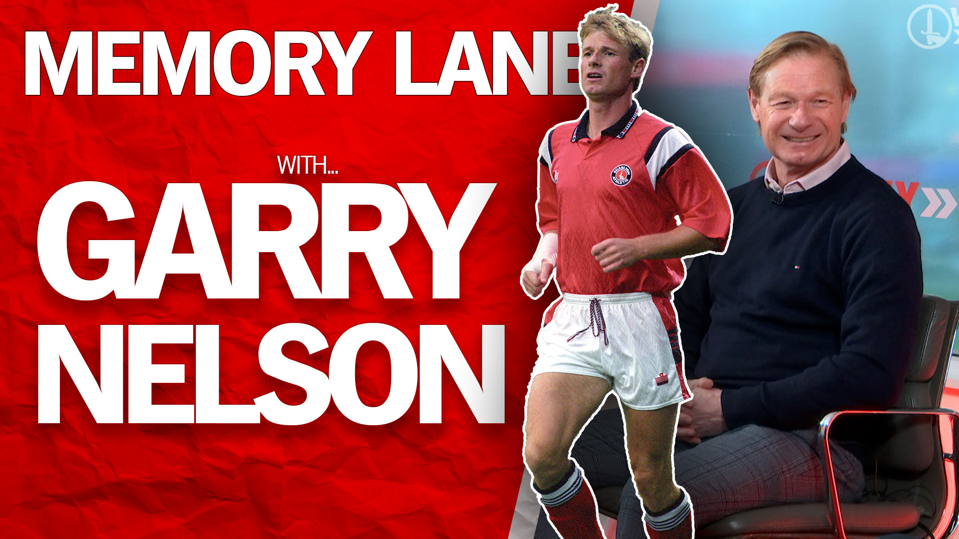 MEMORY LANE | Garry Nelson (March 2021)