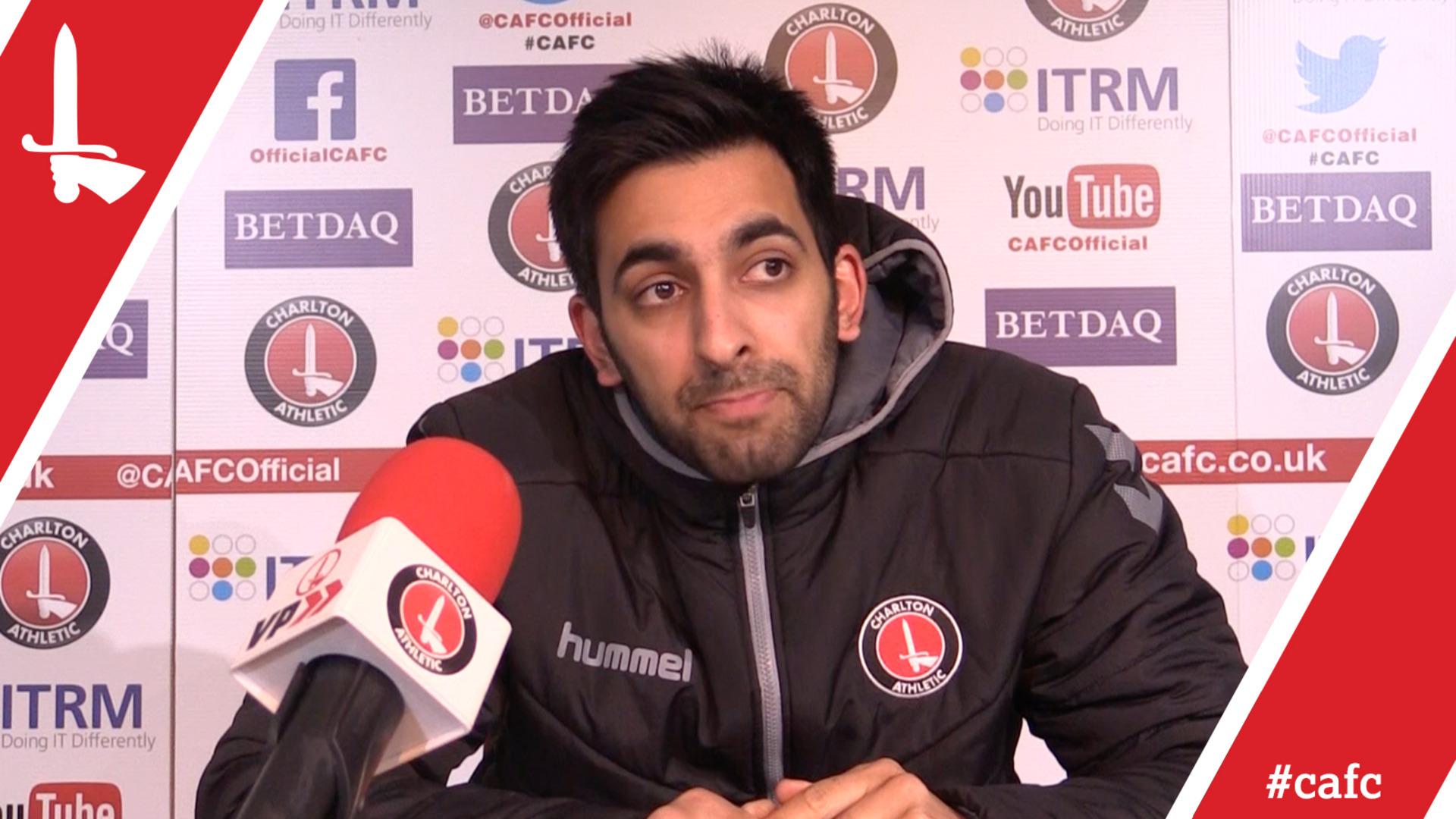 PRE-MATCH | Riteesh Mishra looks ahead to re-arranged Arsenal clash