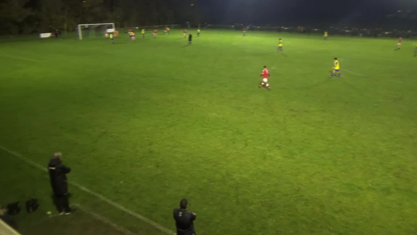 FA YOUTH CUP HIGHLIGHTS | Winslow United 0 Charlton 5 (November 2020)
