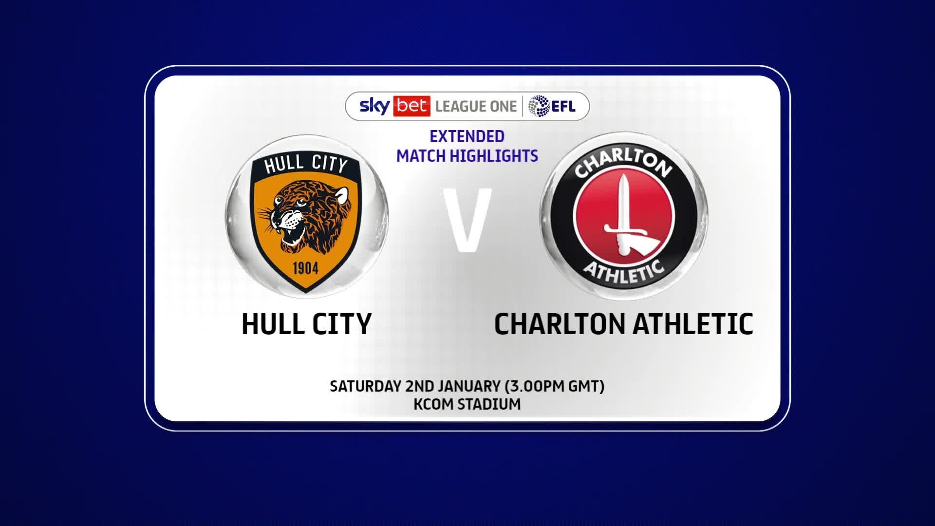 EXTENDED HIGHLIGHTS | Hull City 2 Charlton 0 (January 2021)