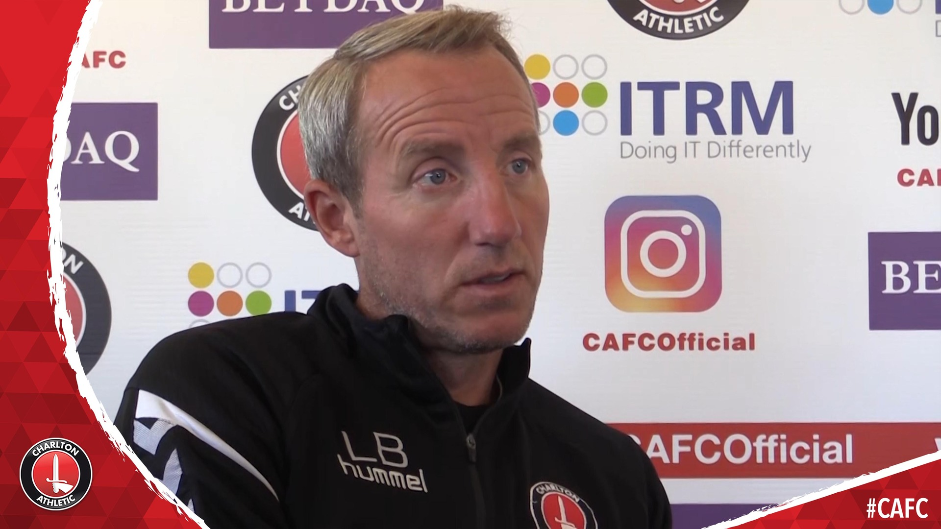 Lee Bowyer's pre-Wycombe Wanderers press conference (Aug 2018)