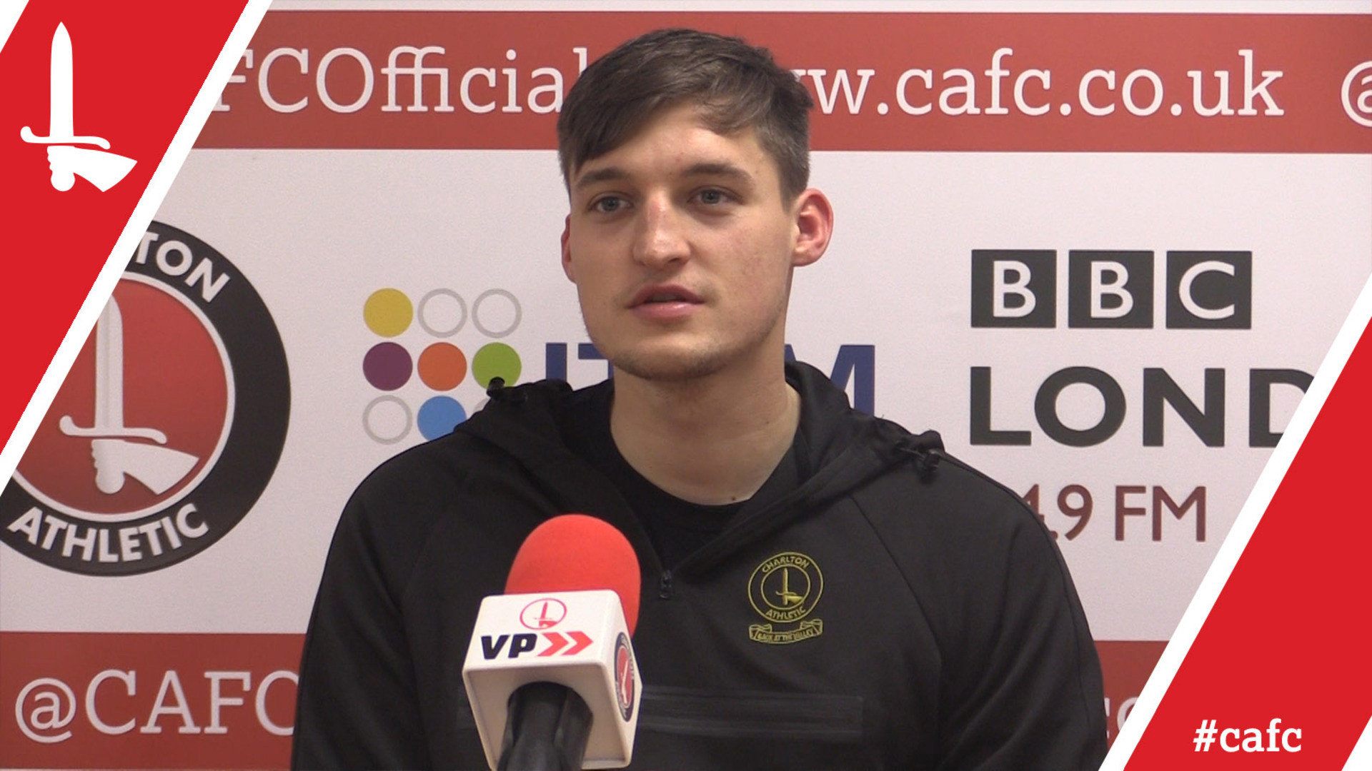 Father-to-be Zyro on 'the best moment of his Charlton career so far'