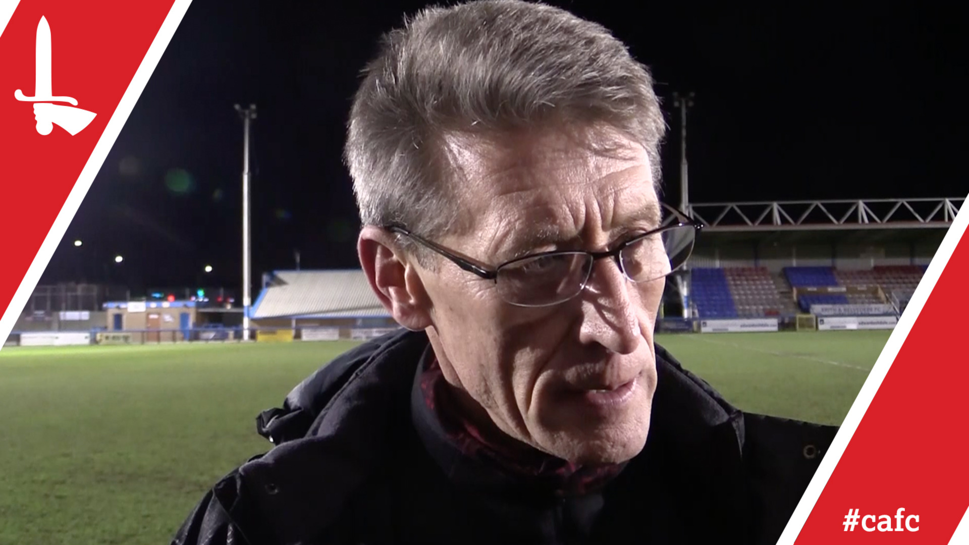 REACTION | Sergei Baltacha reflects on Reading U18 defeat