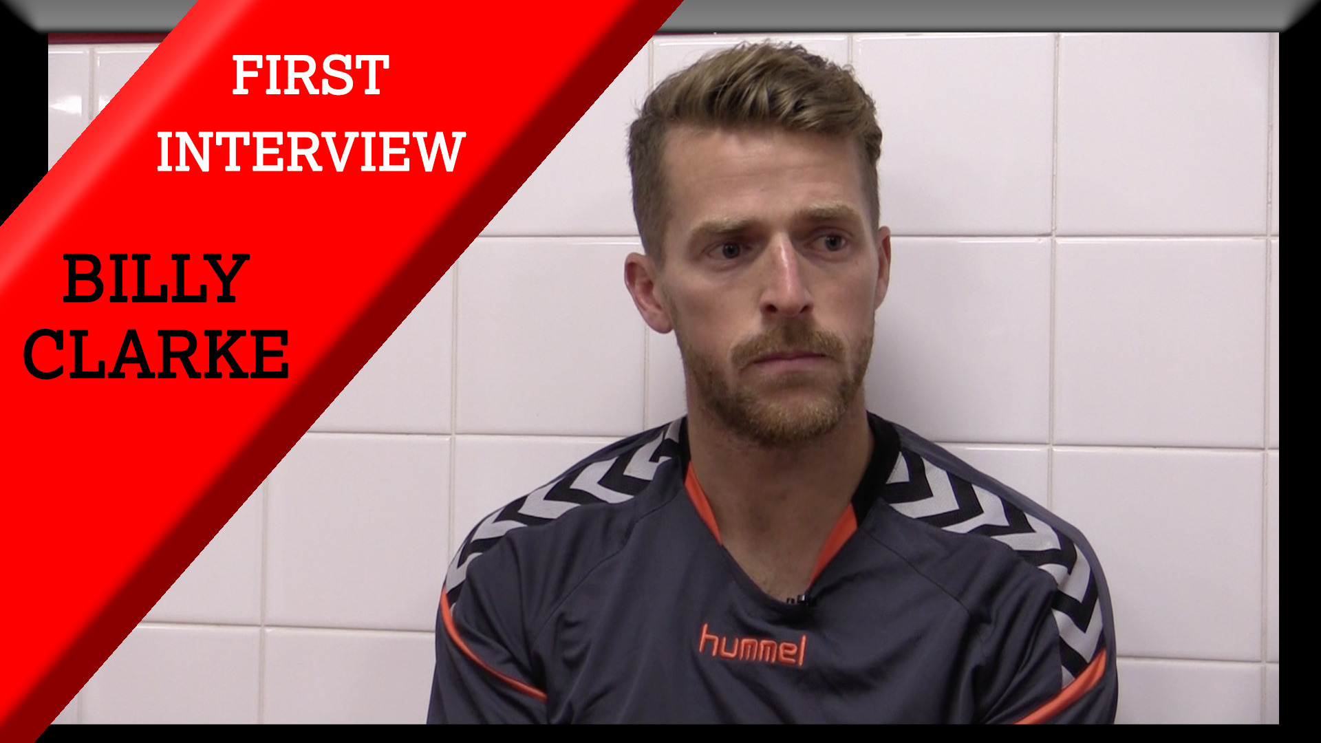 FIRST INTERVIEW | Billy Clarke