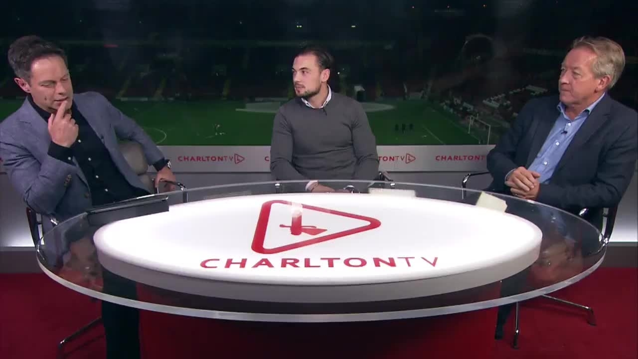 Jake Forster-Caskey on his recovery following ACL injury (October 2021)