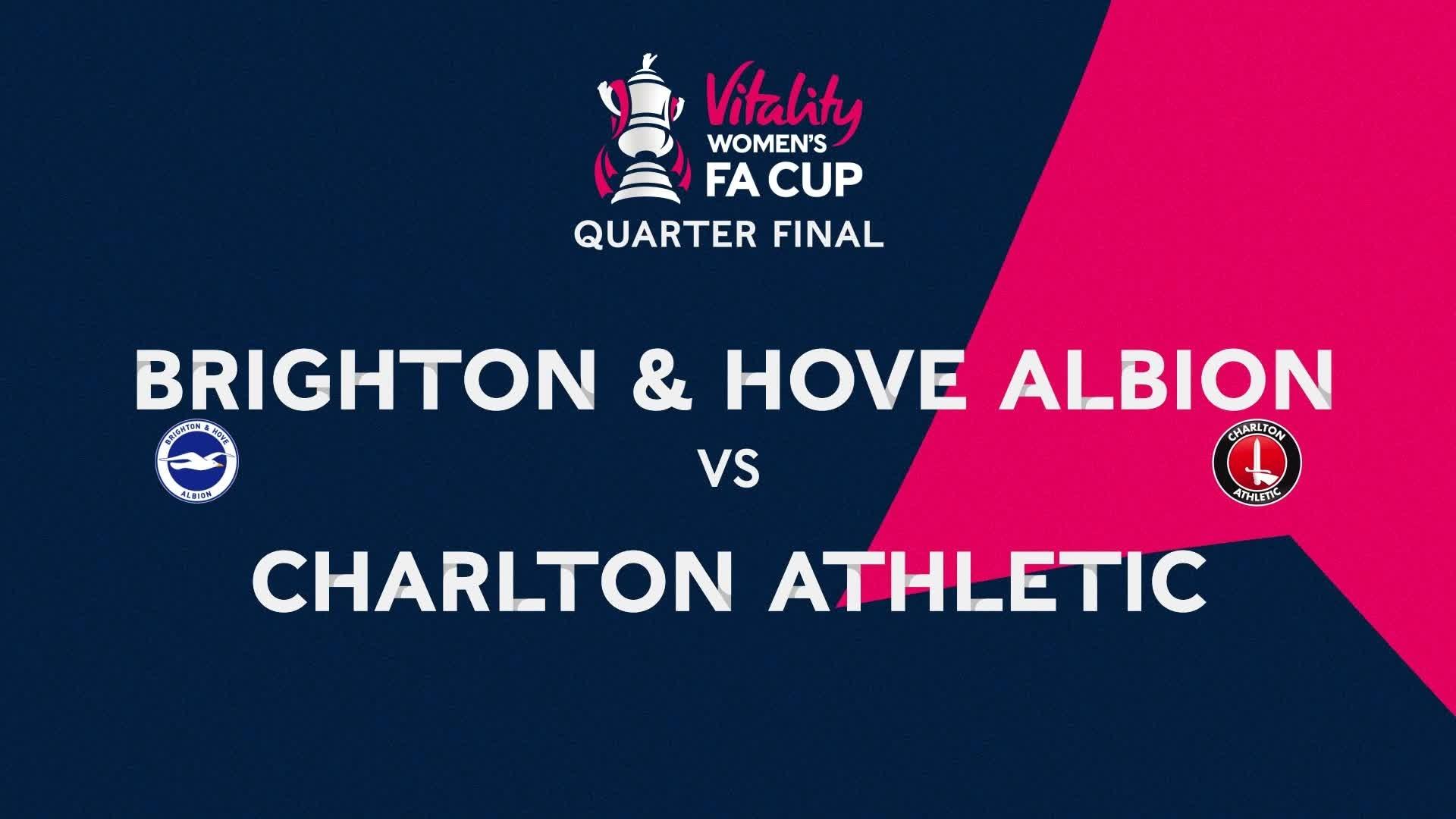 WOMEN'S TEAM   Brighton & Hove Albion 1 Charlton 0 (September 2021)