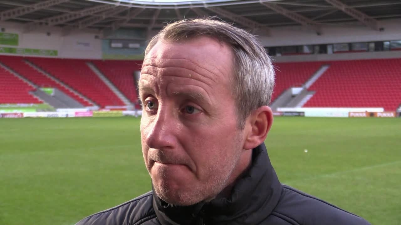 Bowyer on Doncaster draw (March 2019)