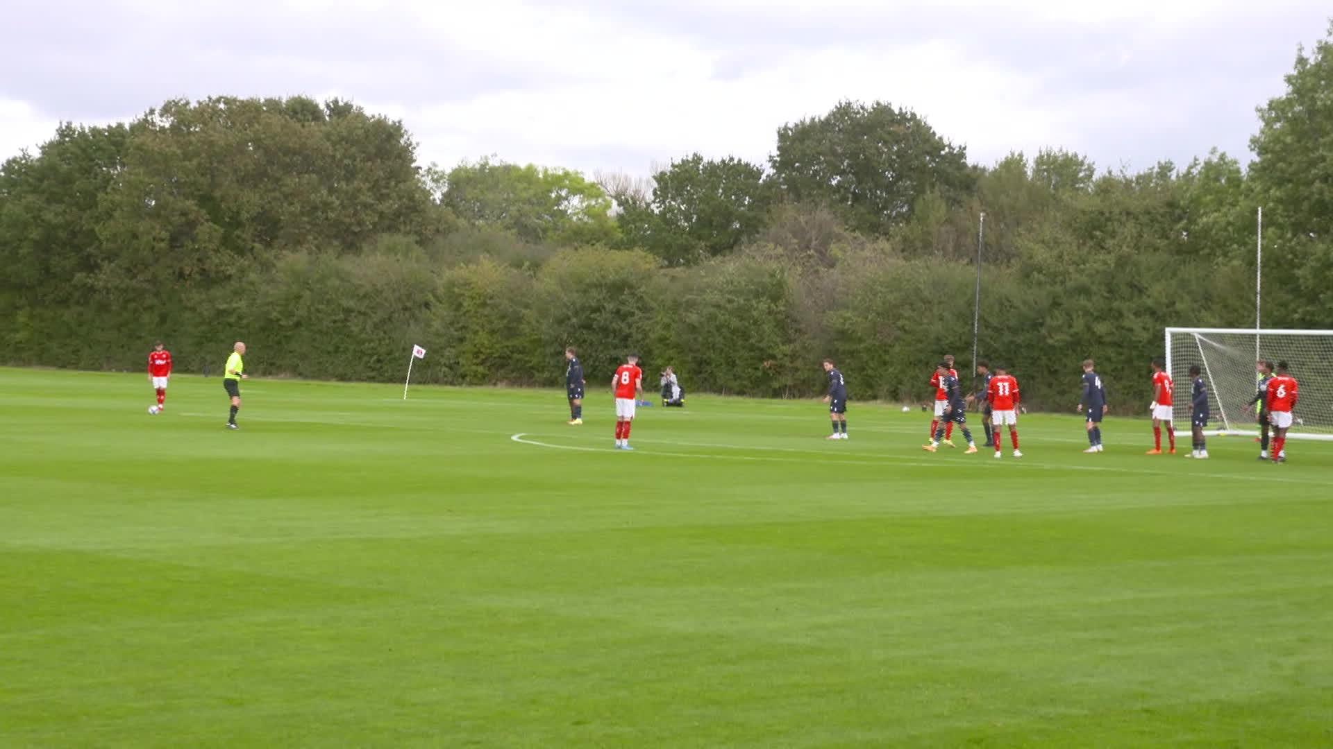 U23 HIGHLIGHTS   Charlton 2 Millwall 1 (October 2021)