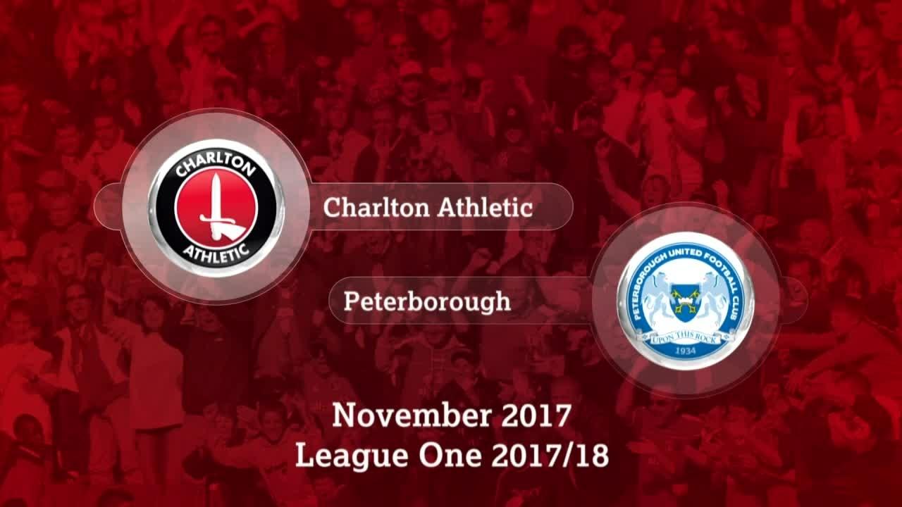 GOALS | Charlton 2 Peterborough 2