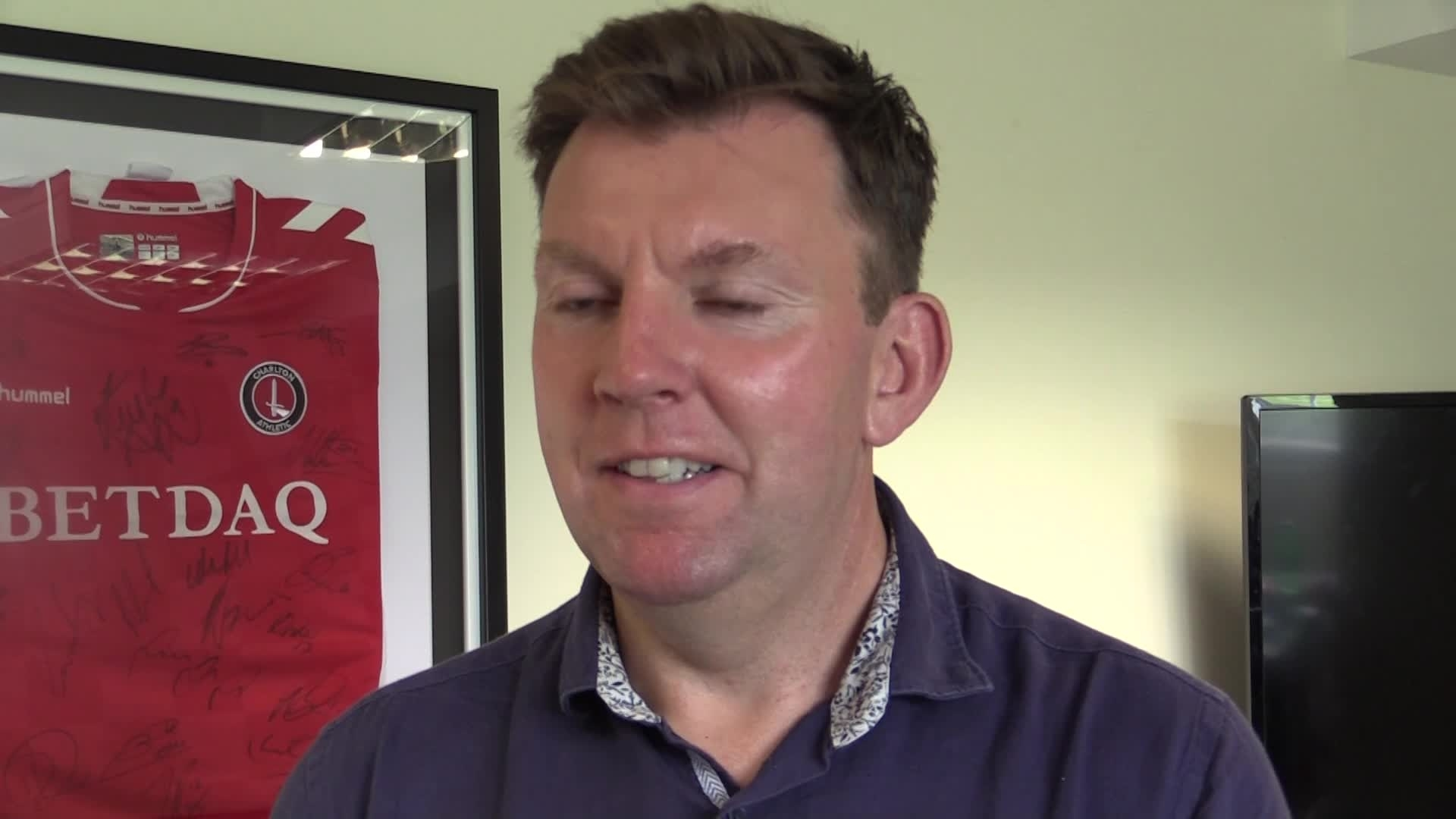 Steve Gallen on securing Jonny Williams' return