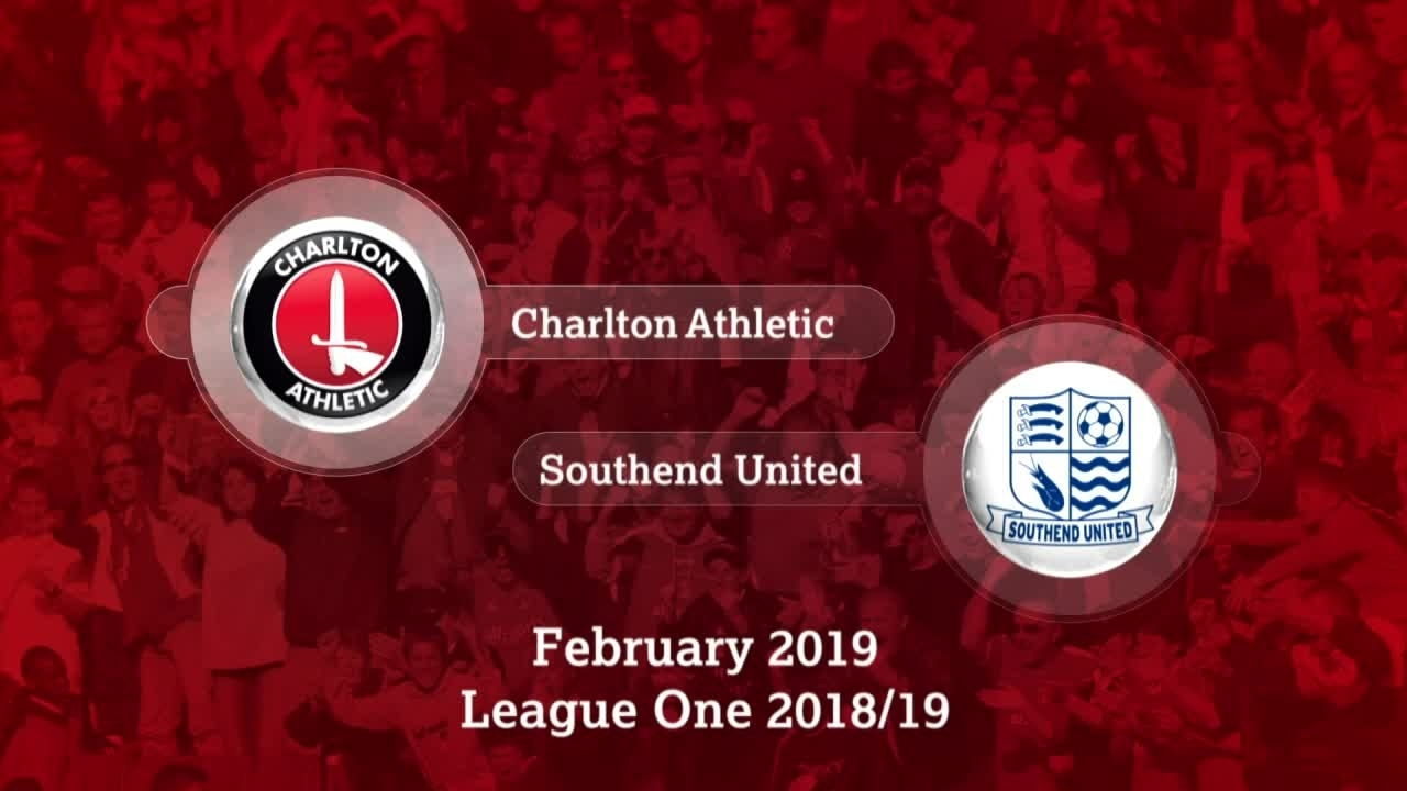 GOALS | Charlton 1 Southend United 1 (February 2019)